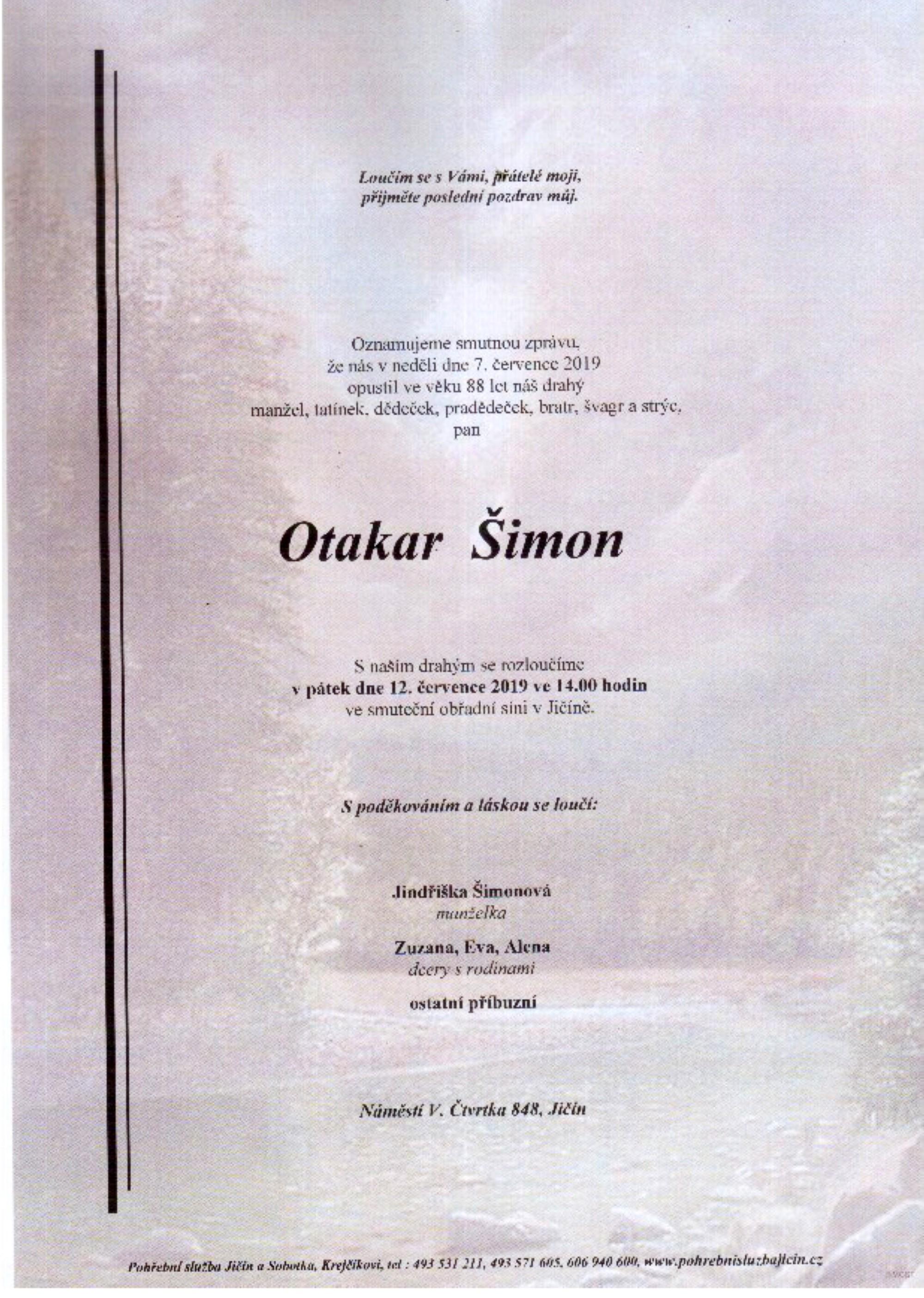 Otakar Šimon