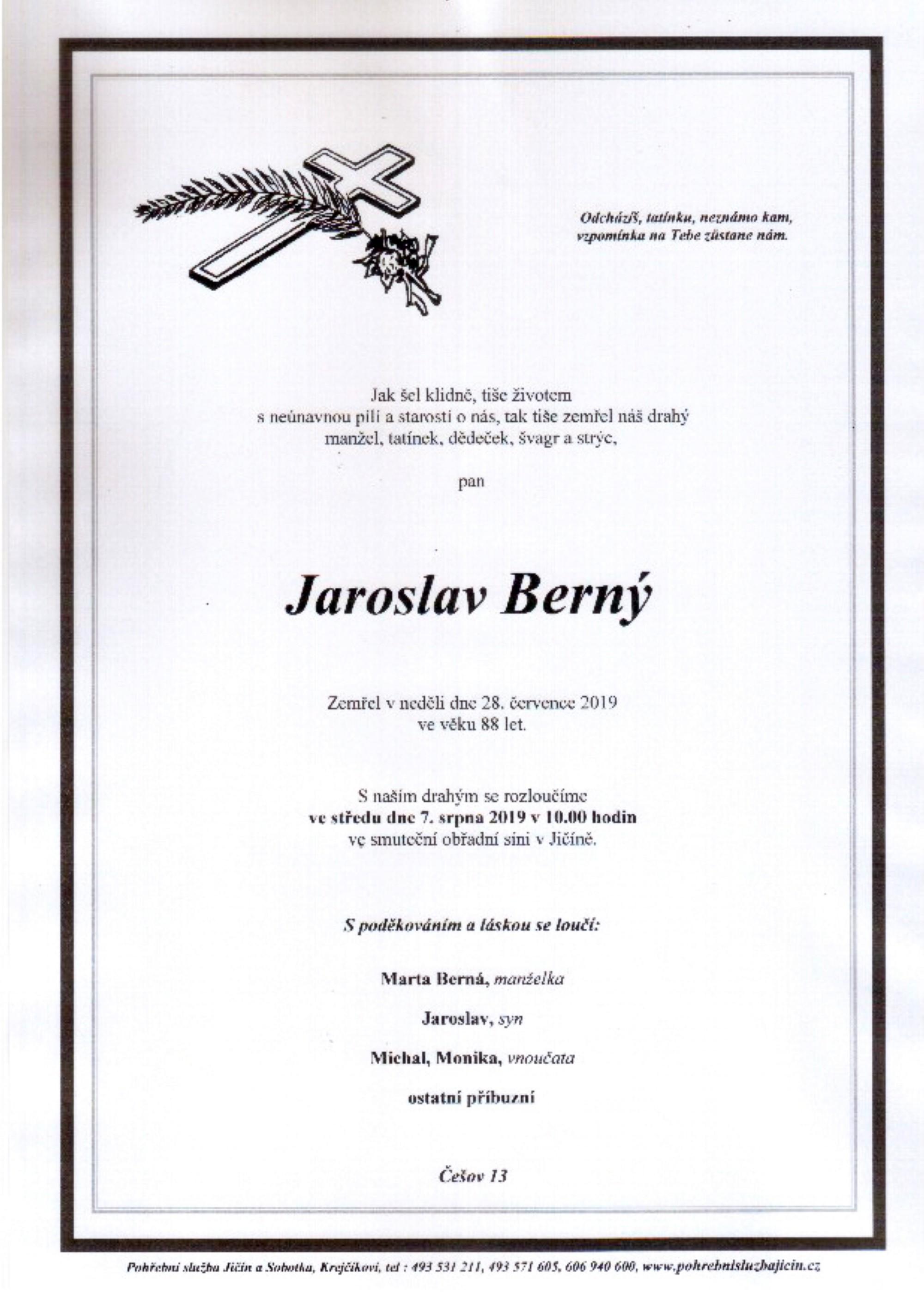 Jaroslav Berný
