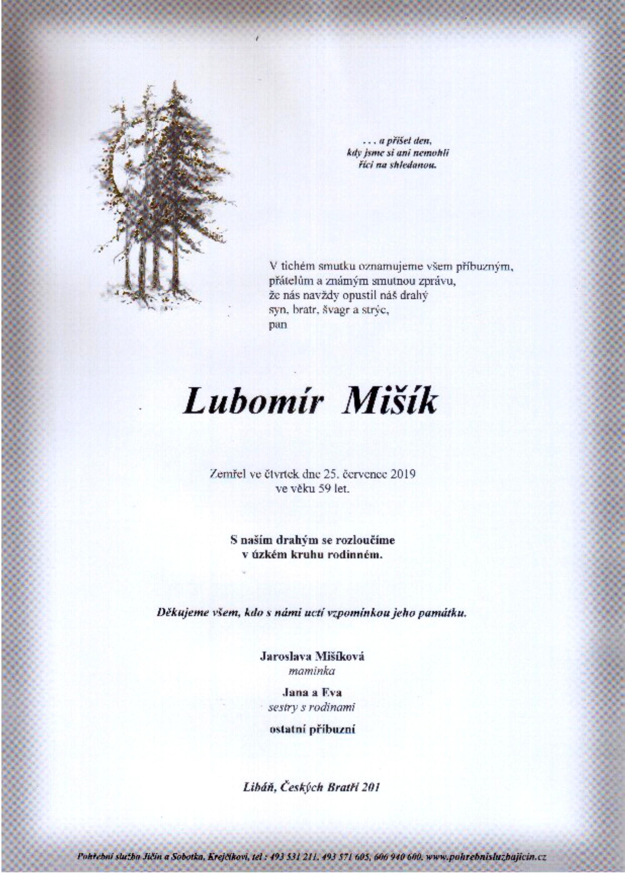 Lubomír Mišík