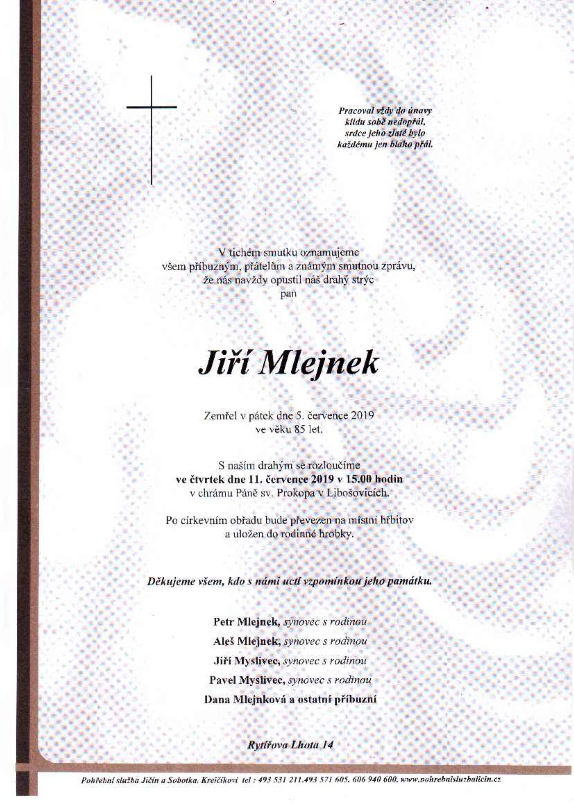 Jiří Mlejnek