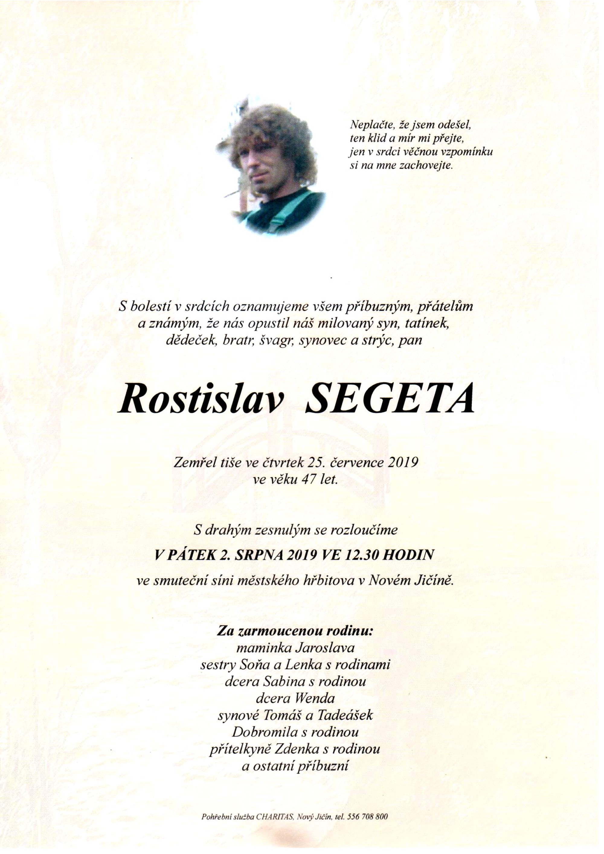 Rostislav Segeta