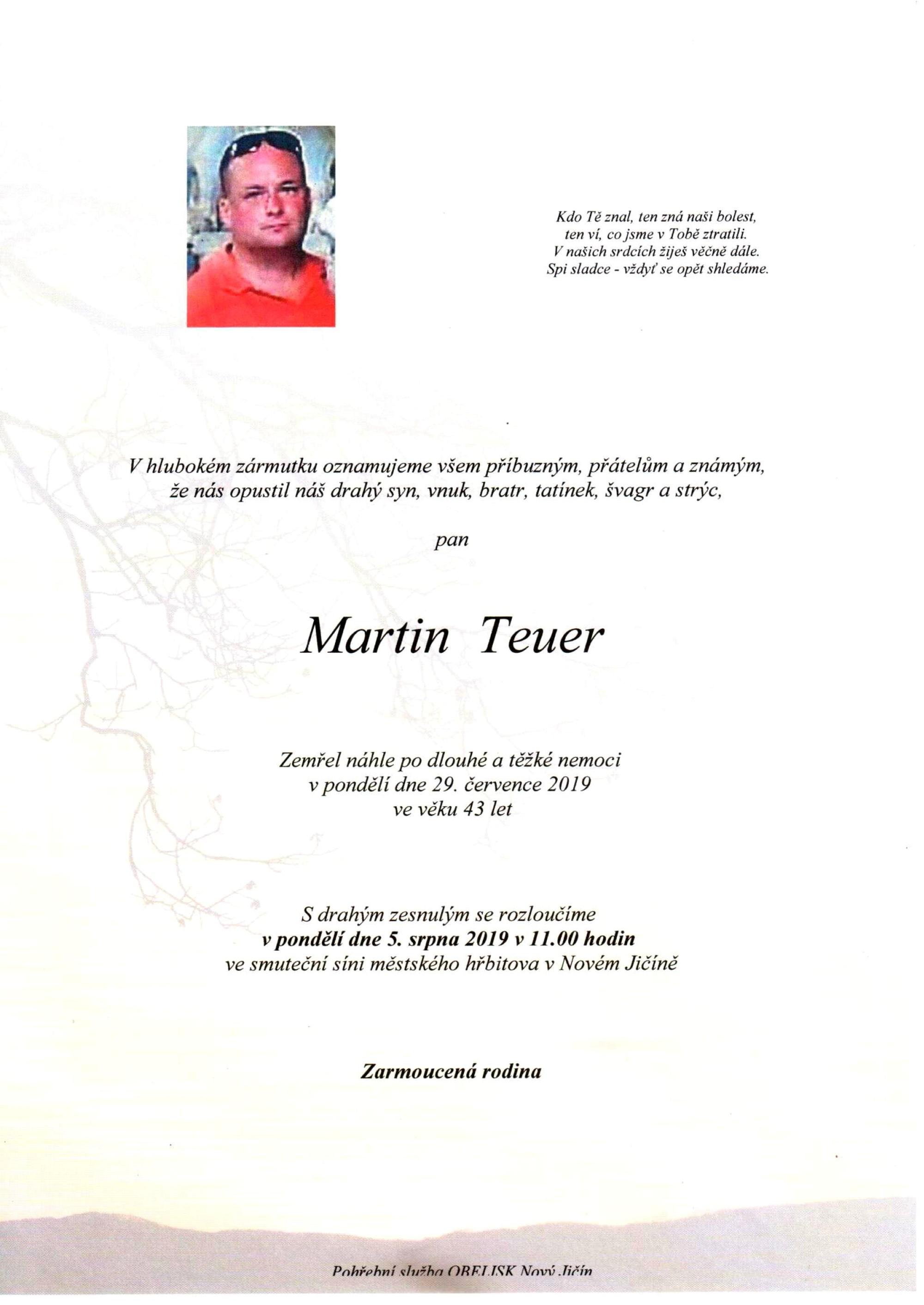 Martin Teuer