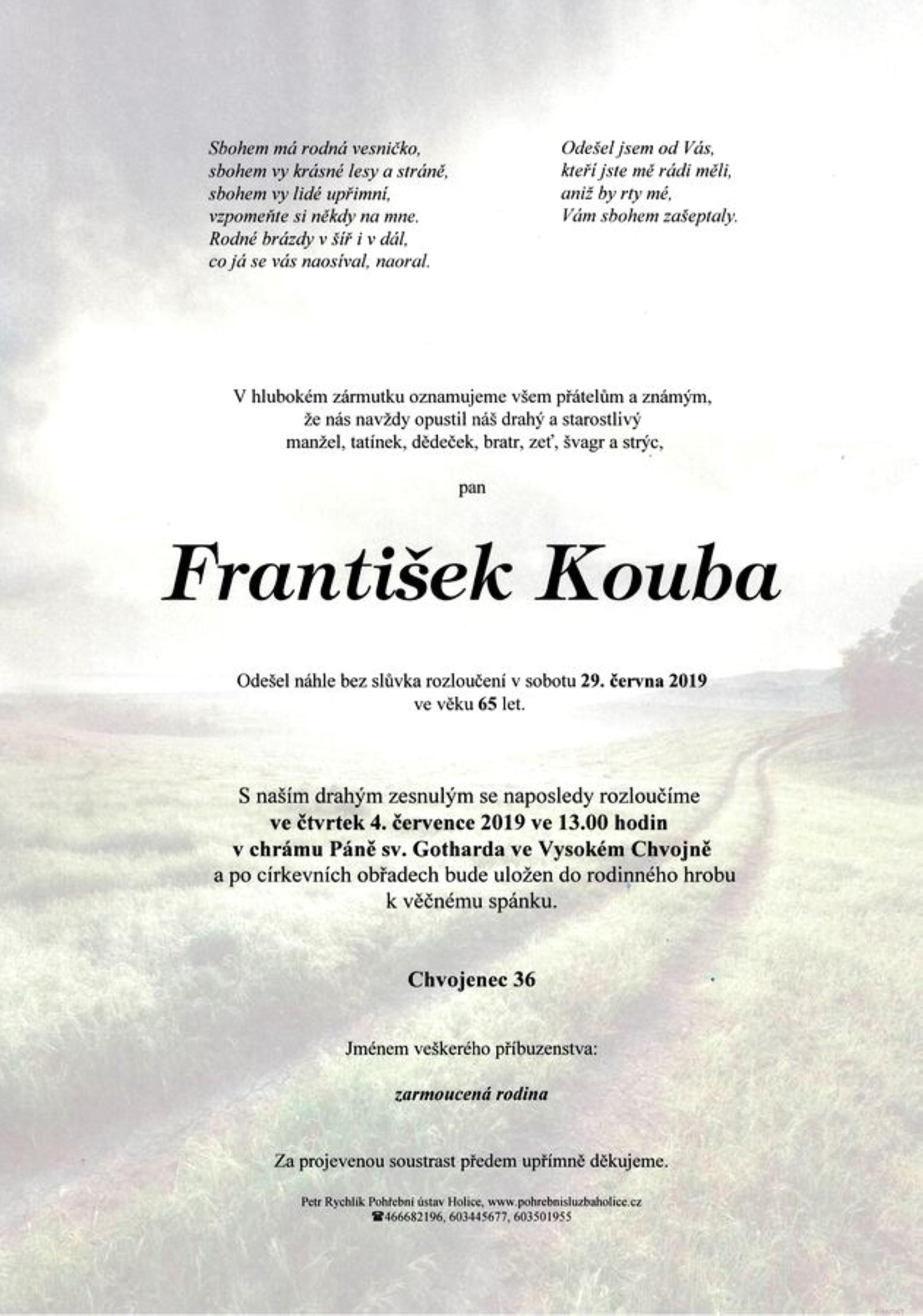 František Kouba