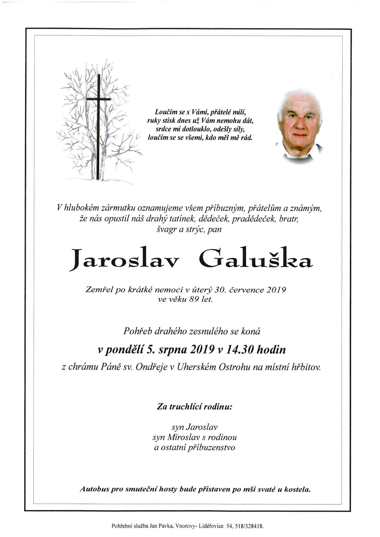 Jaroslav Galuška