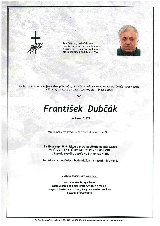 František Dubčák