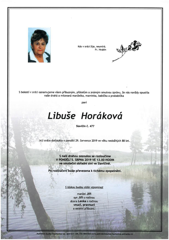 Libuše Horáková