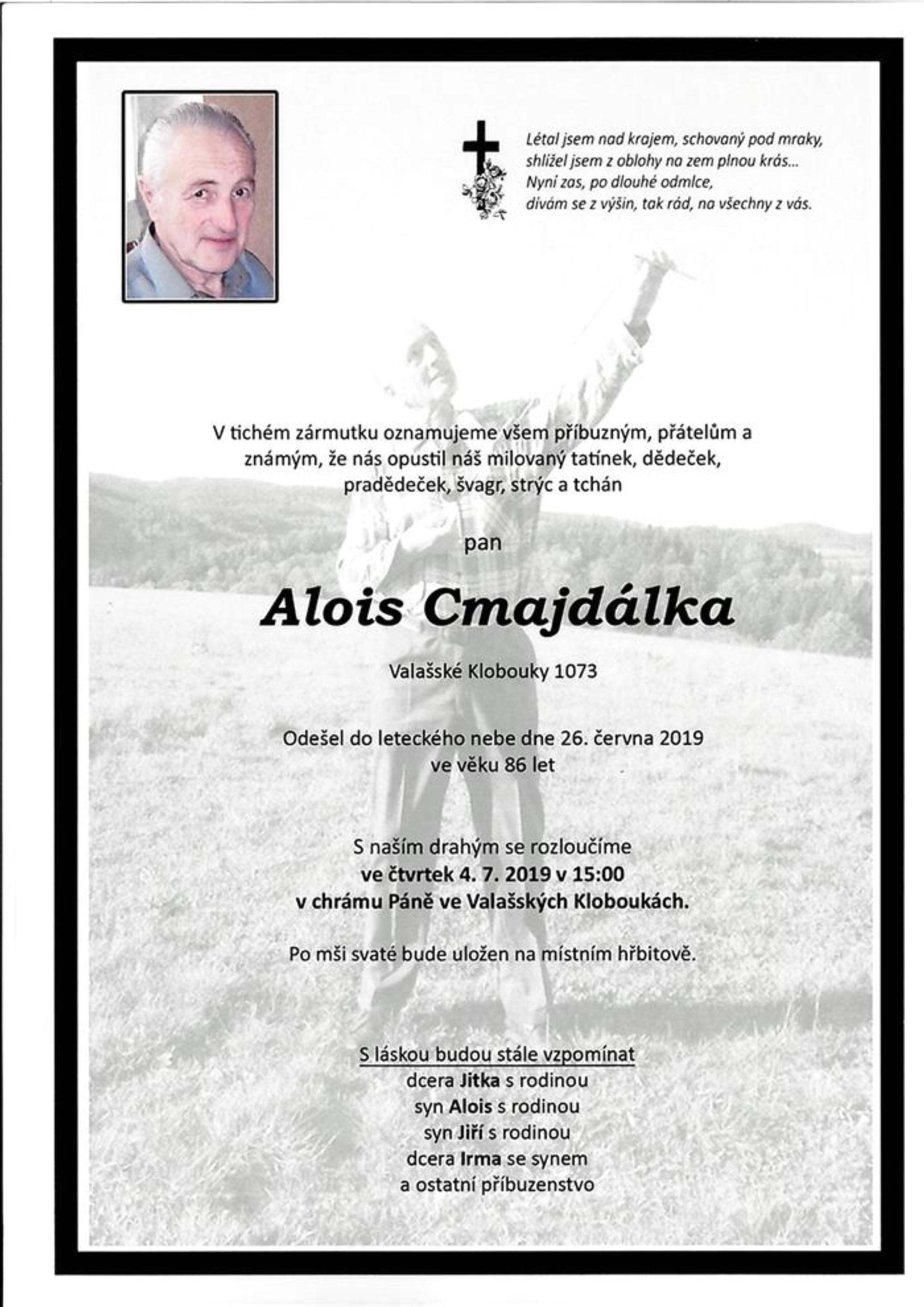 Alois Cmajdálka