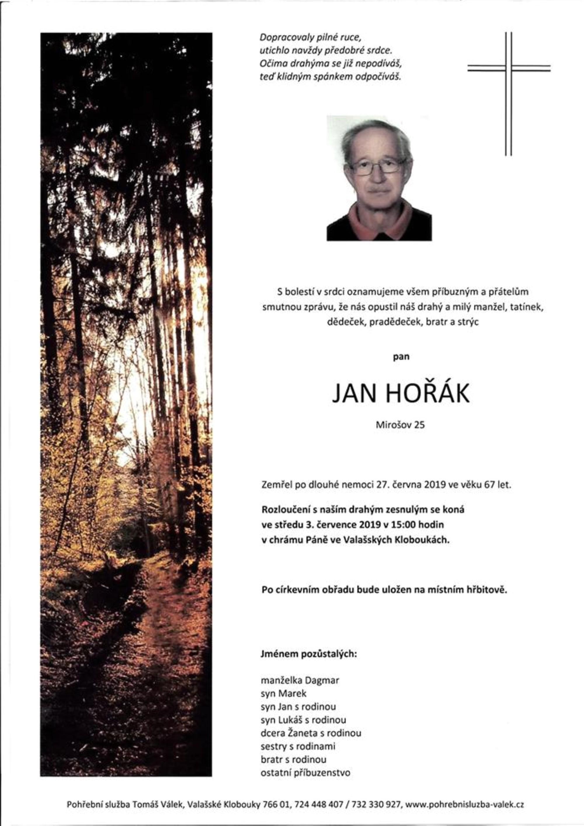 Jan Hořák