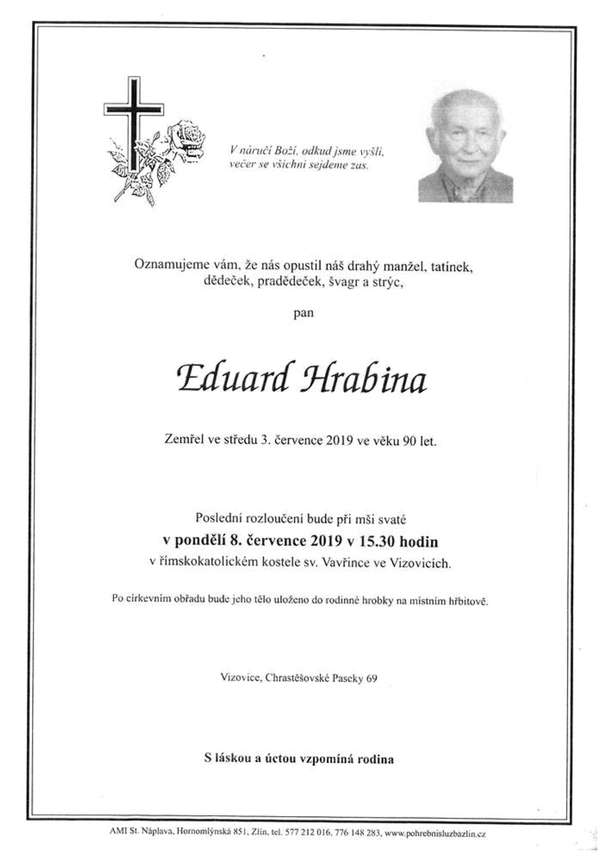 Eduard Hrabina