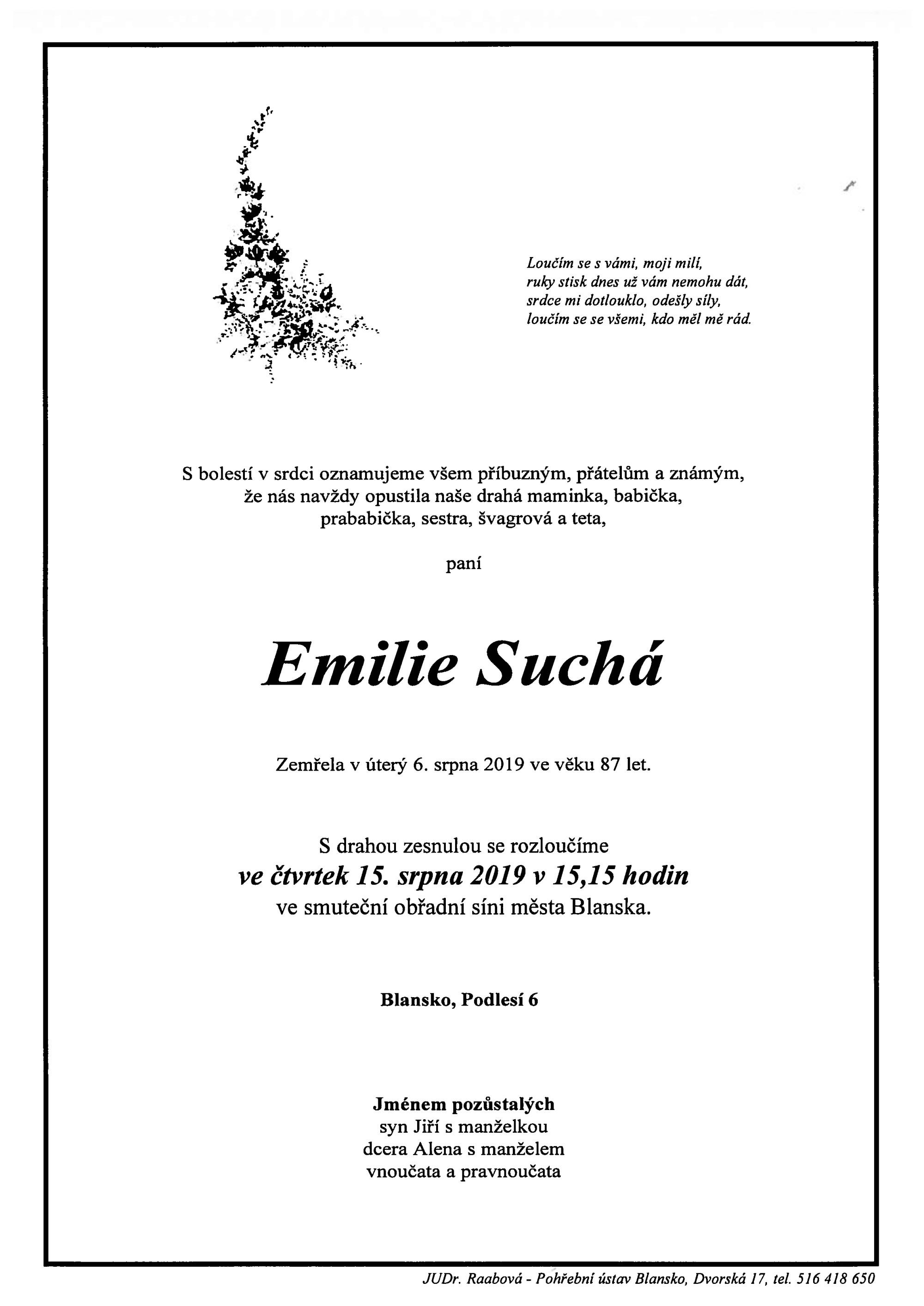 Emilie Suchá