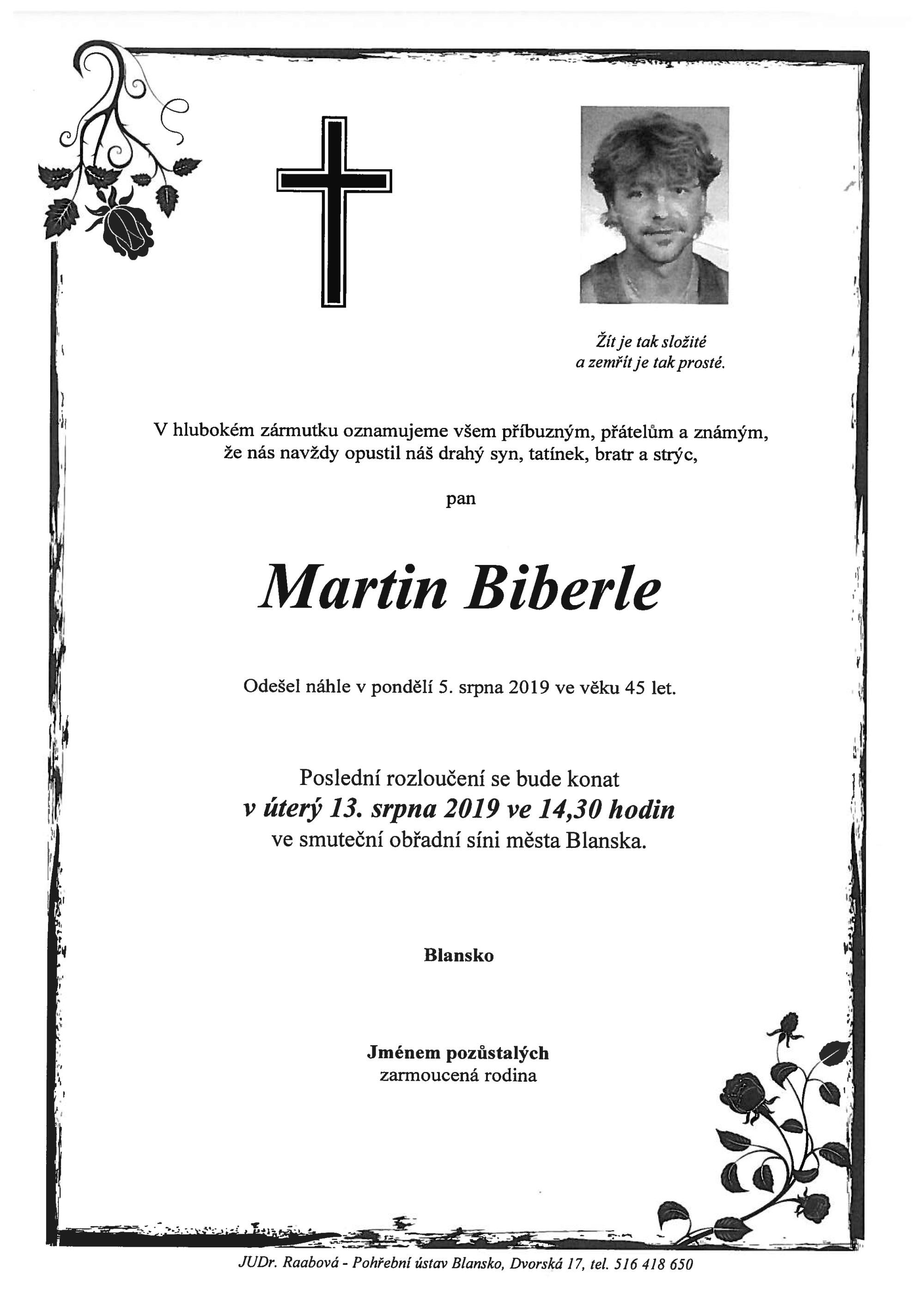 Martin Biberle