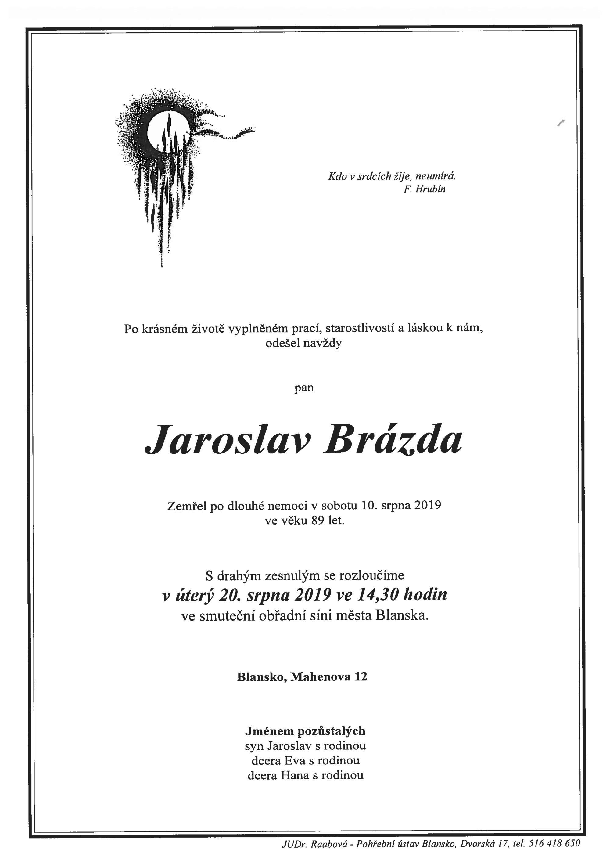 Jaroslav Brázda