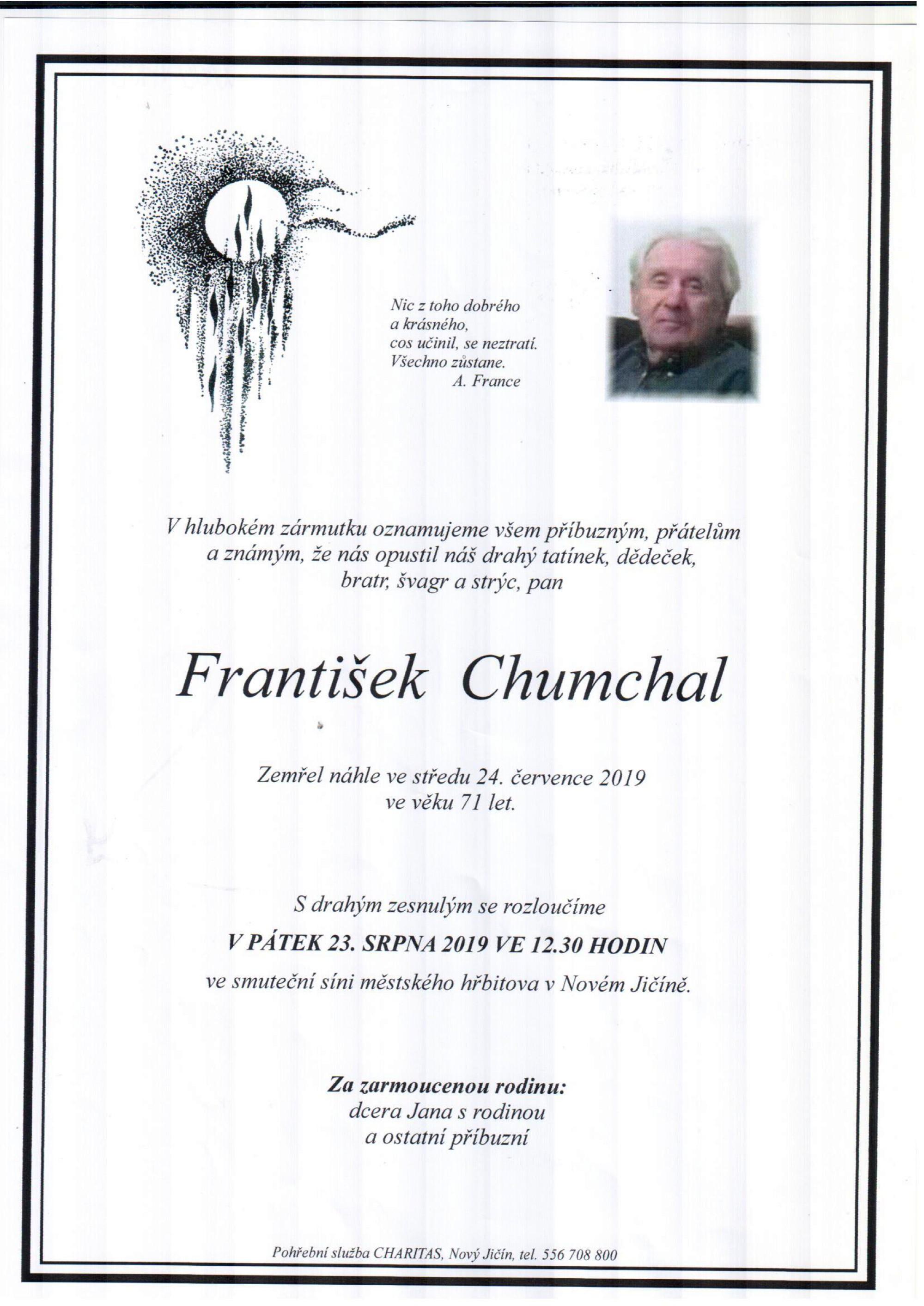 František Chumchal