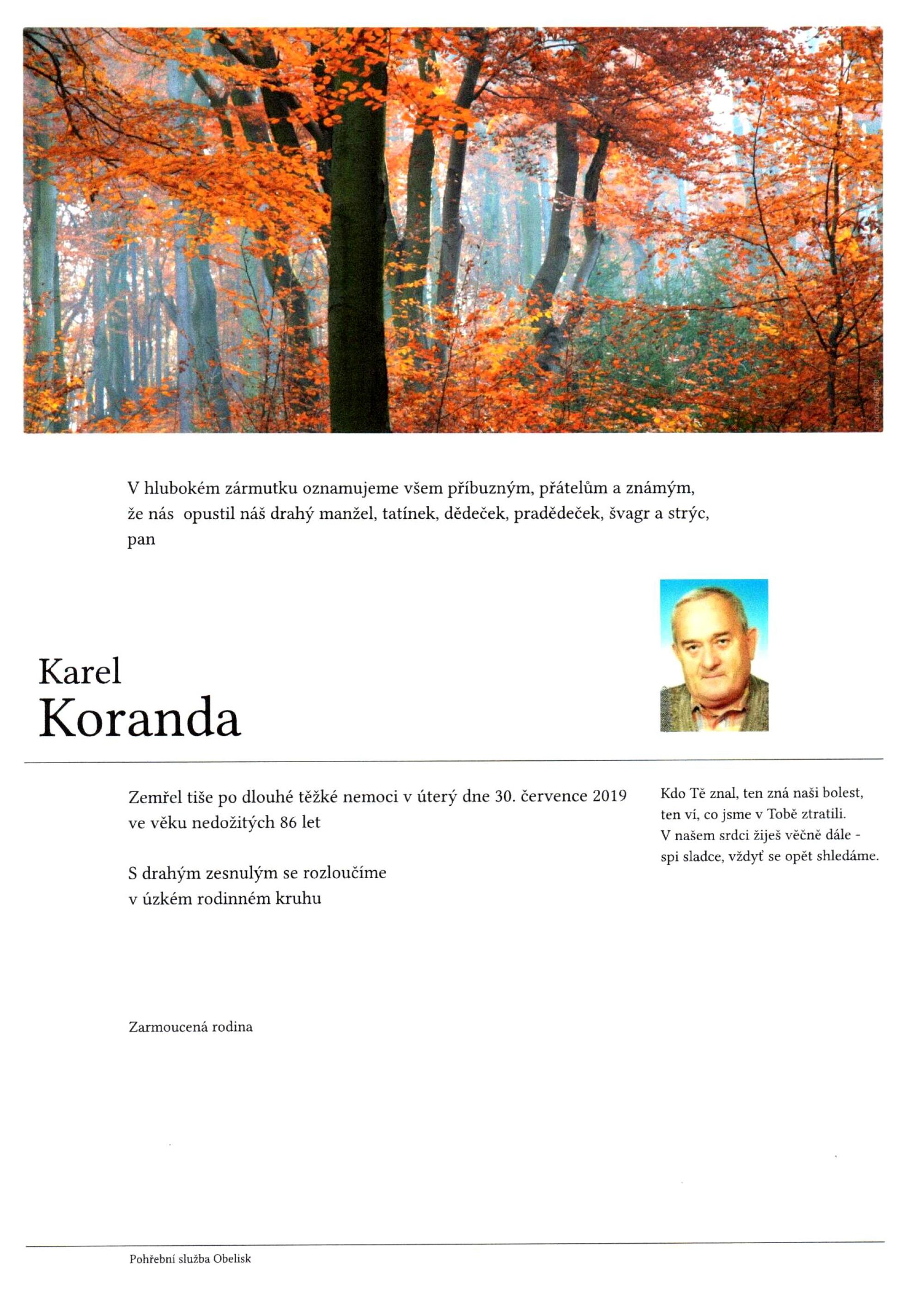 Karel Koranda