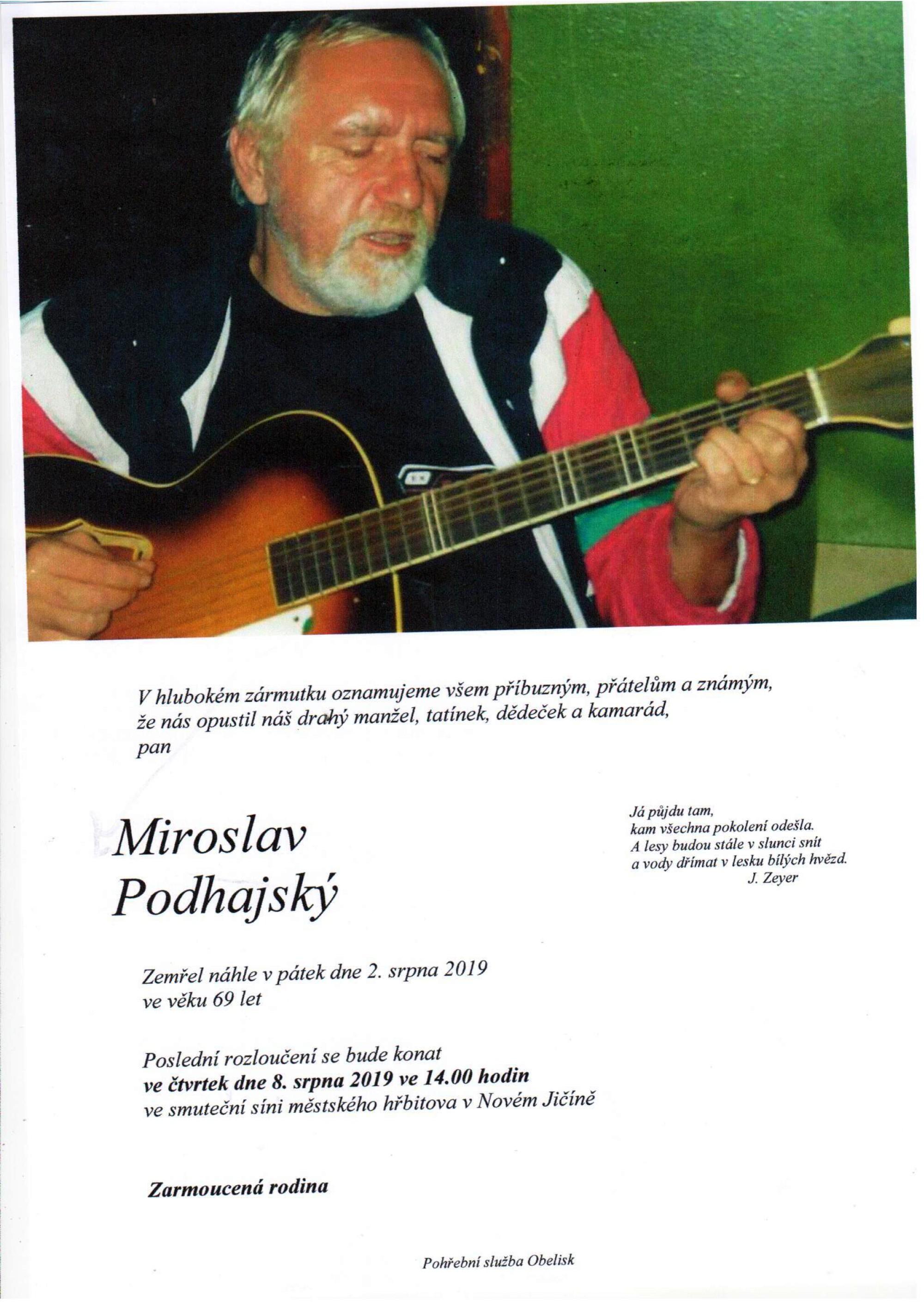 Miroslav Podhajský