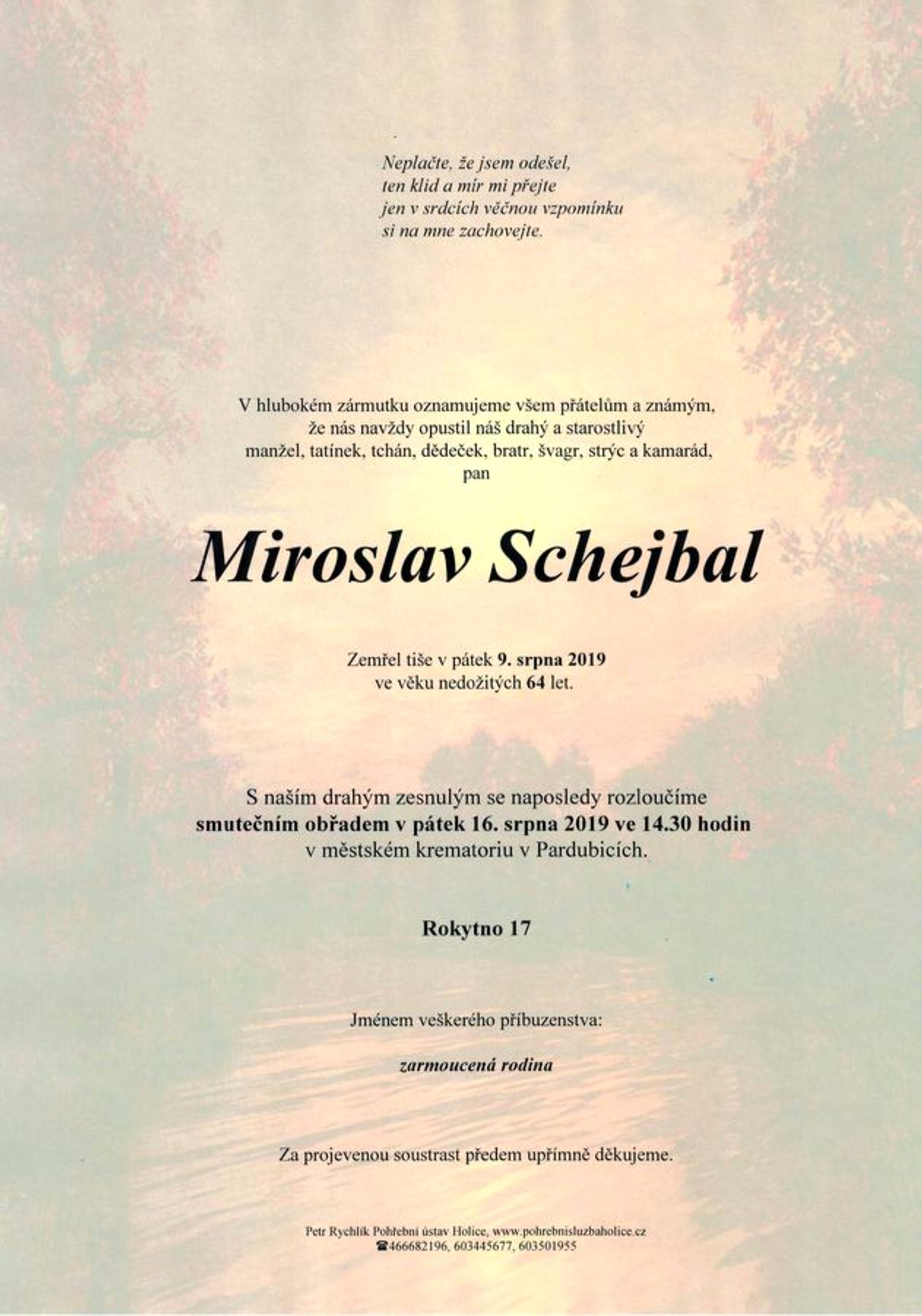 Miroslav Schejbal