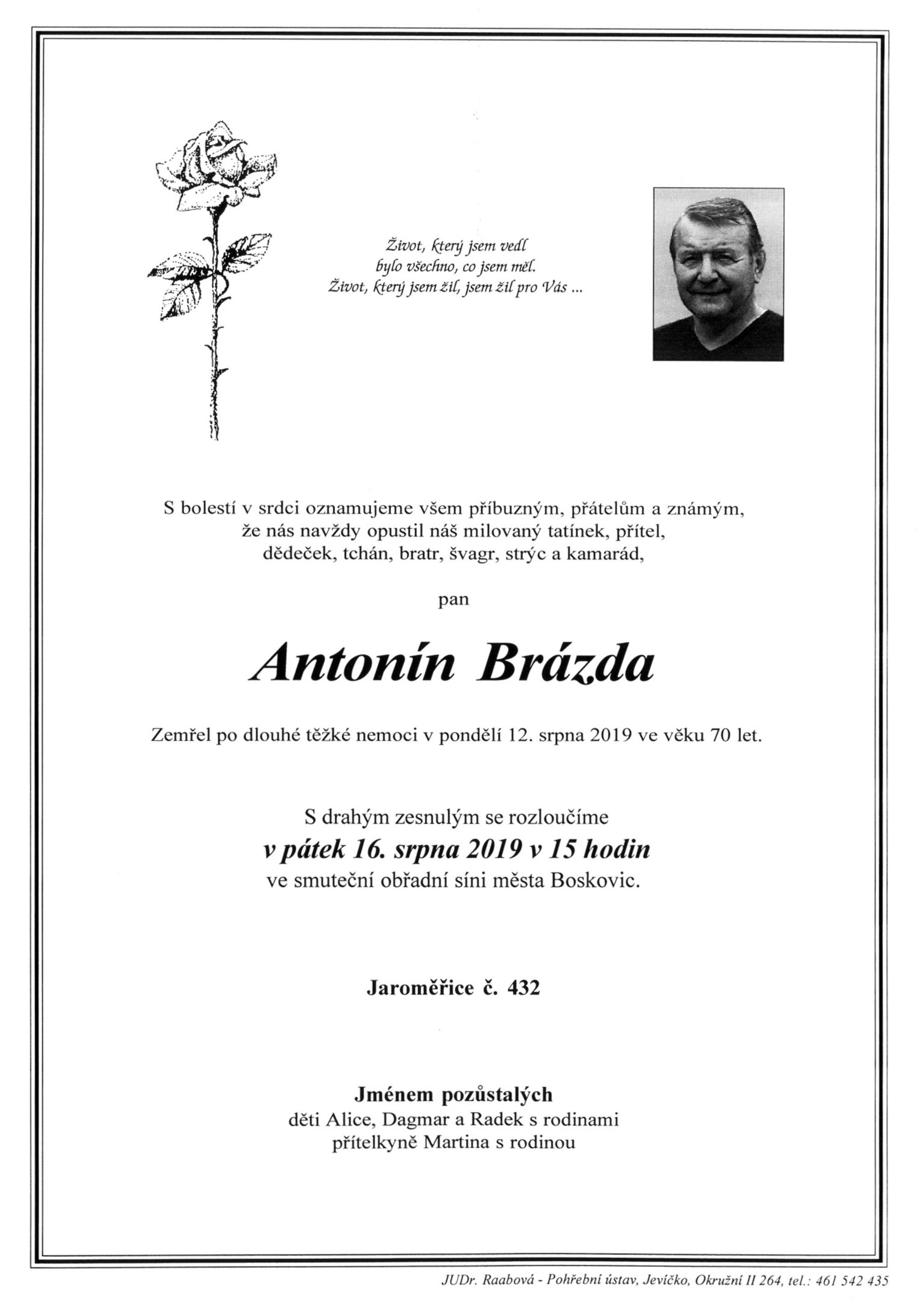 Antonín Brázda