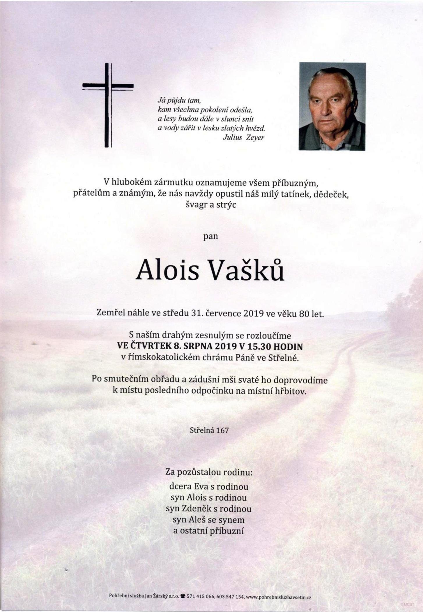 Alois Vašků