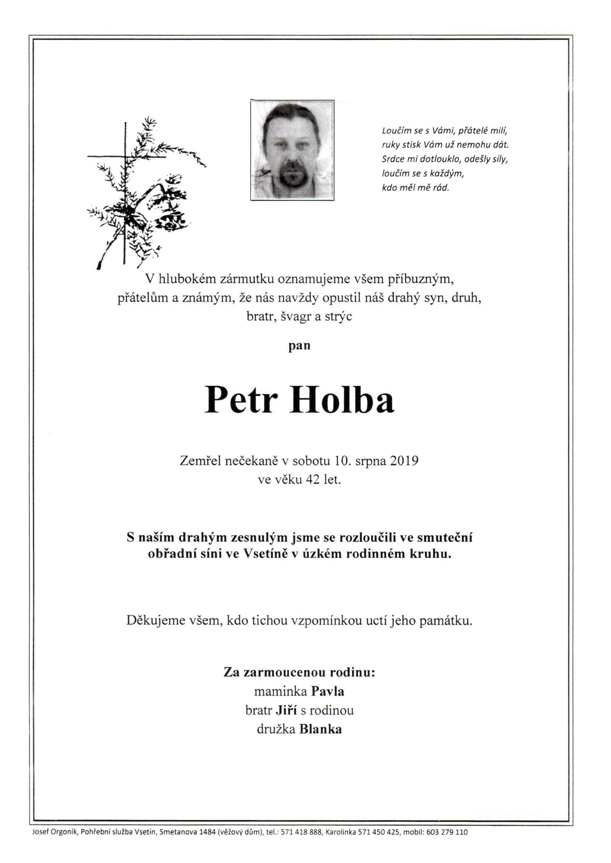 Petr Holba