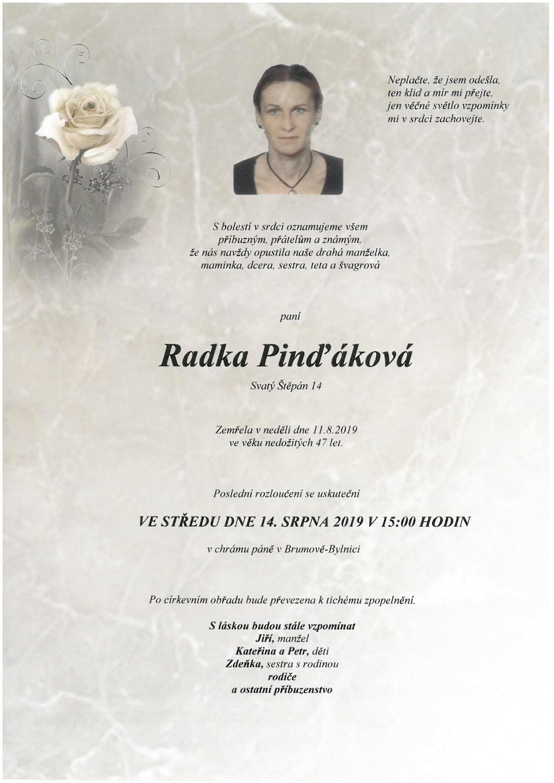 Radka Pinďáková