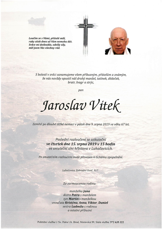 Jaroslav Vítek