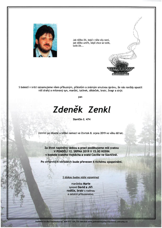 Zdeněk Zenkl