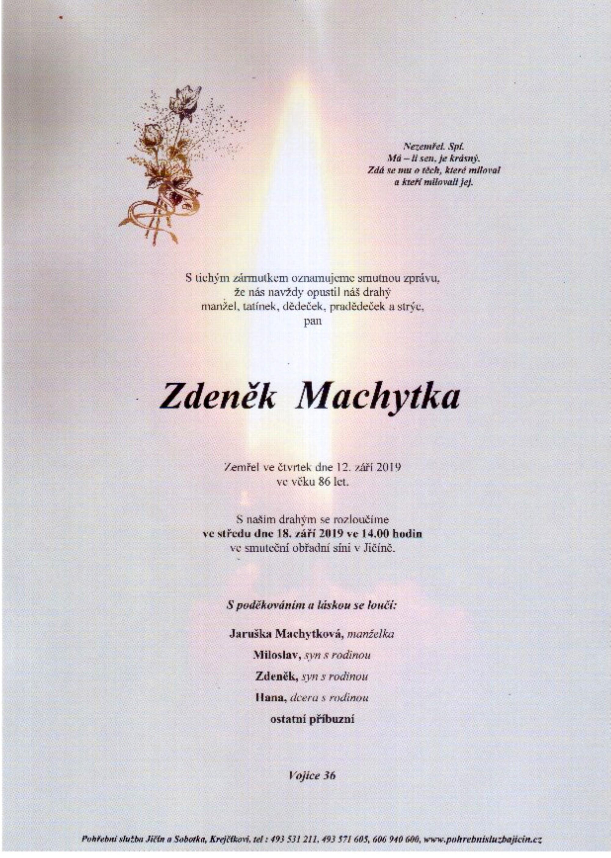 Zdeněk Machytka