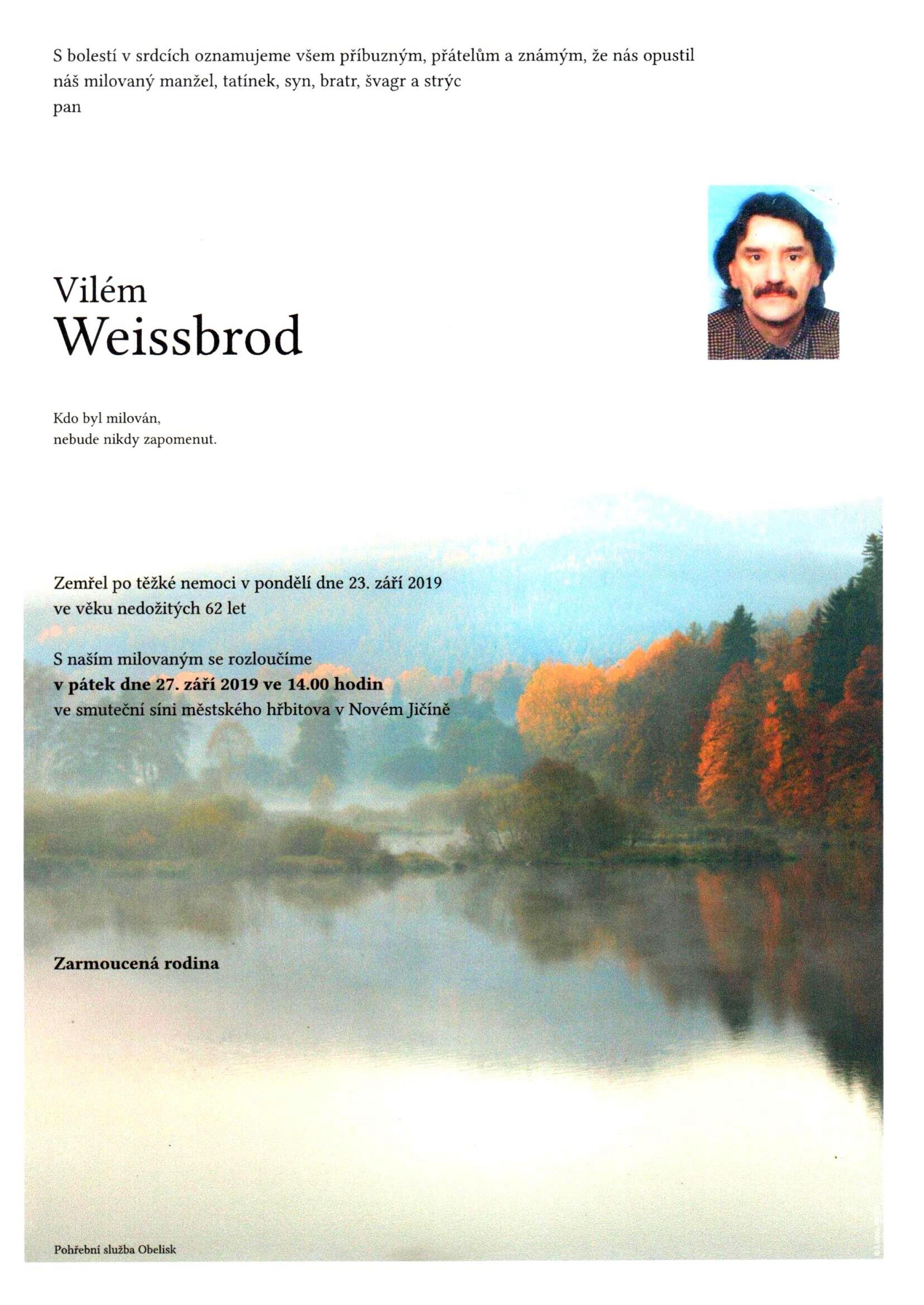 Vilém Weissbrod