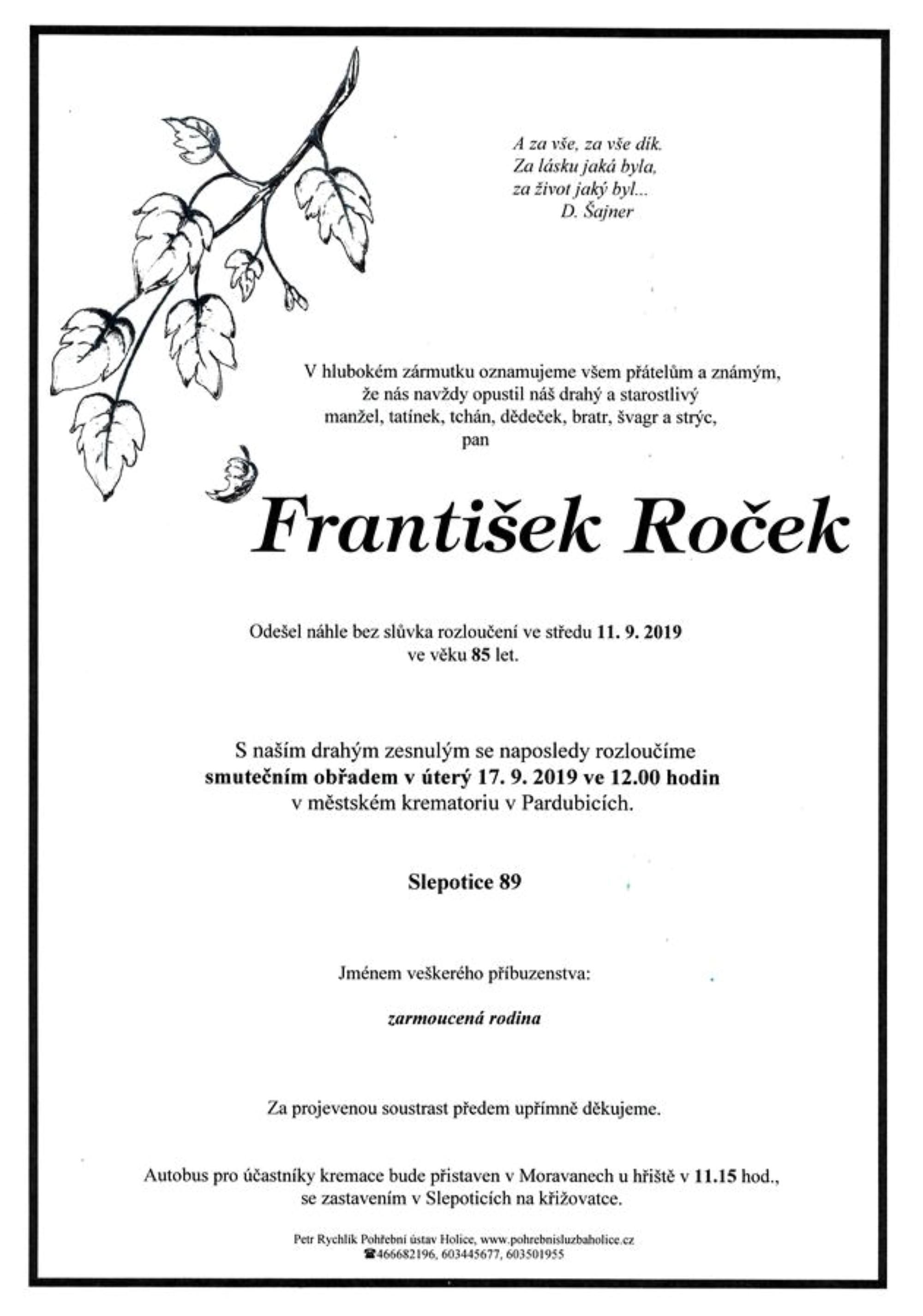 František Roček