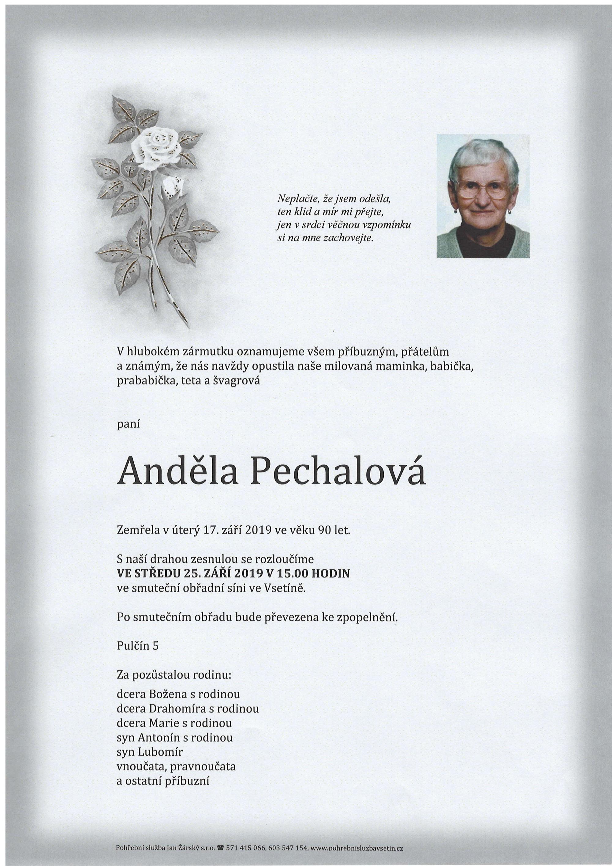 Anděla Pechalová