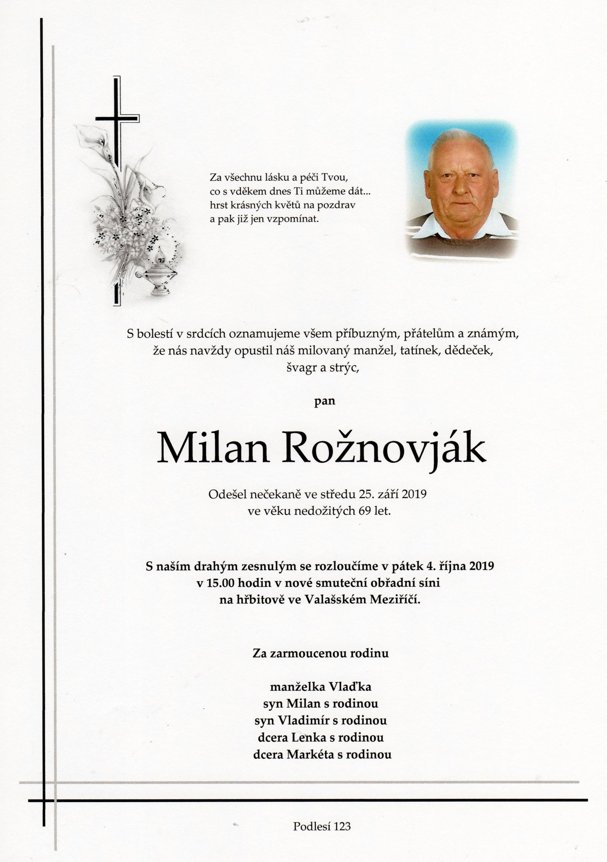 Milan Rožnovják