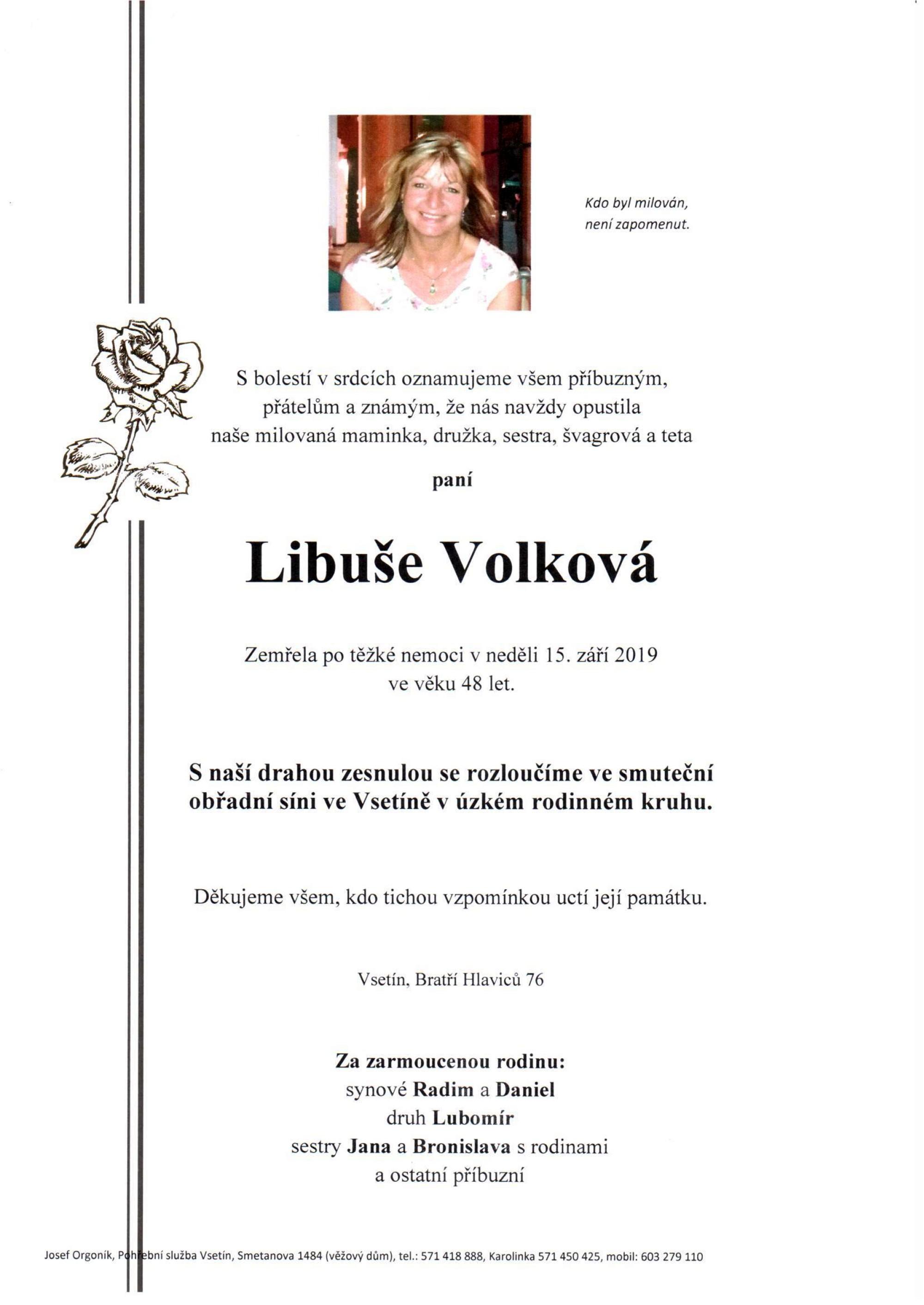 Libuše Volková