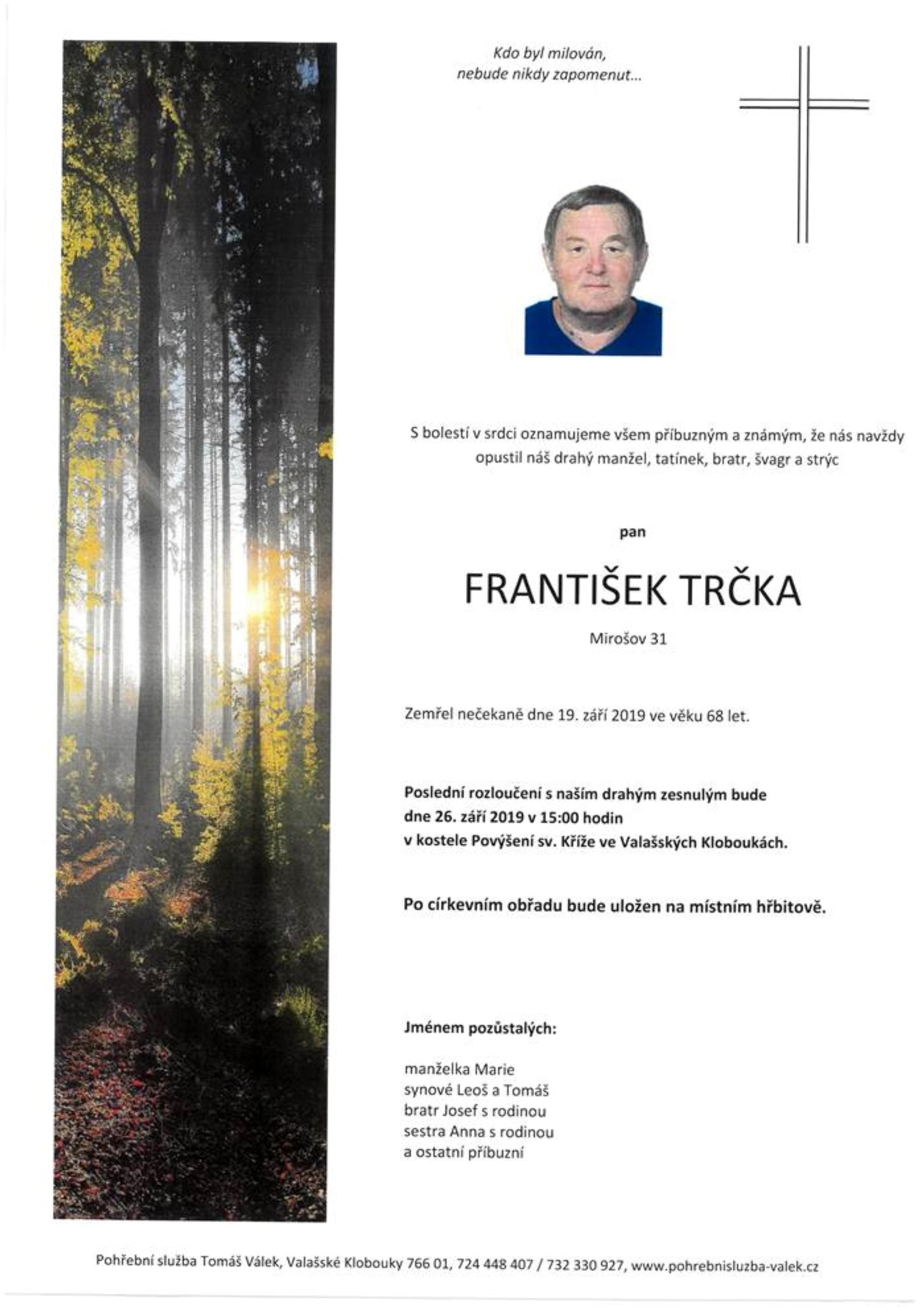 František Trčka