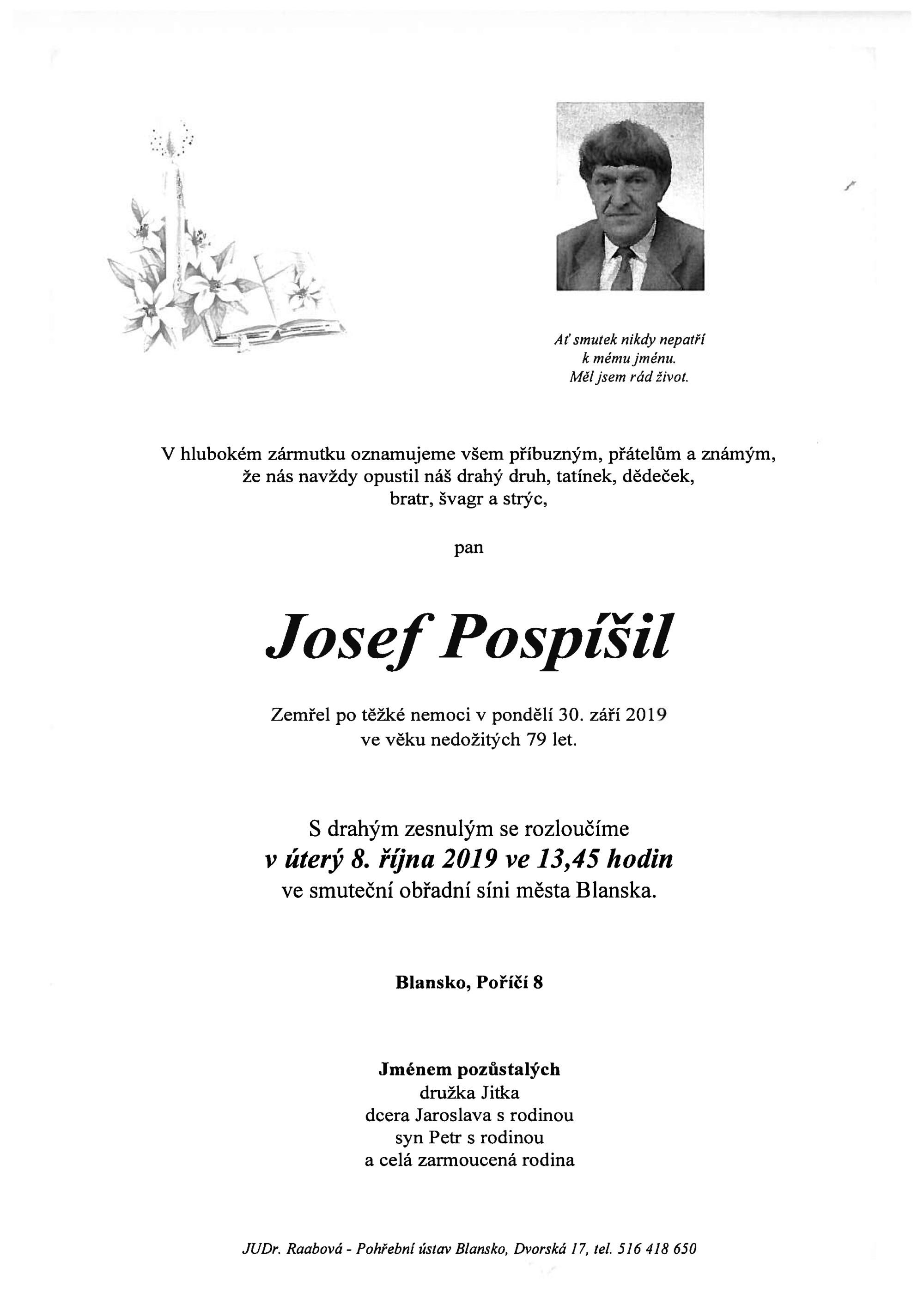 Josef Pospíšil
