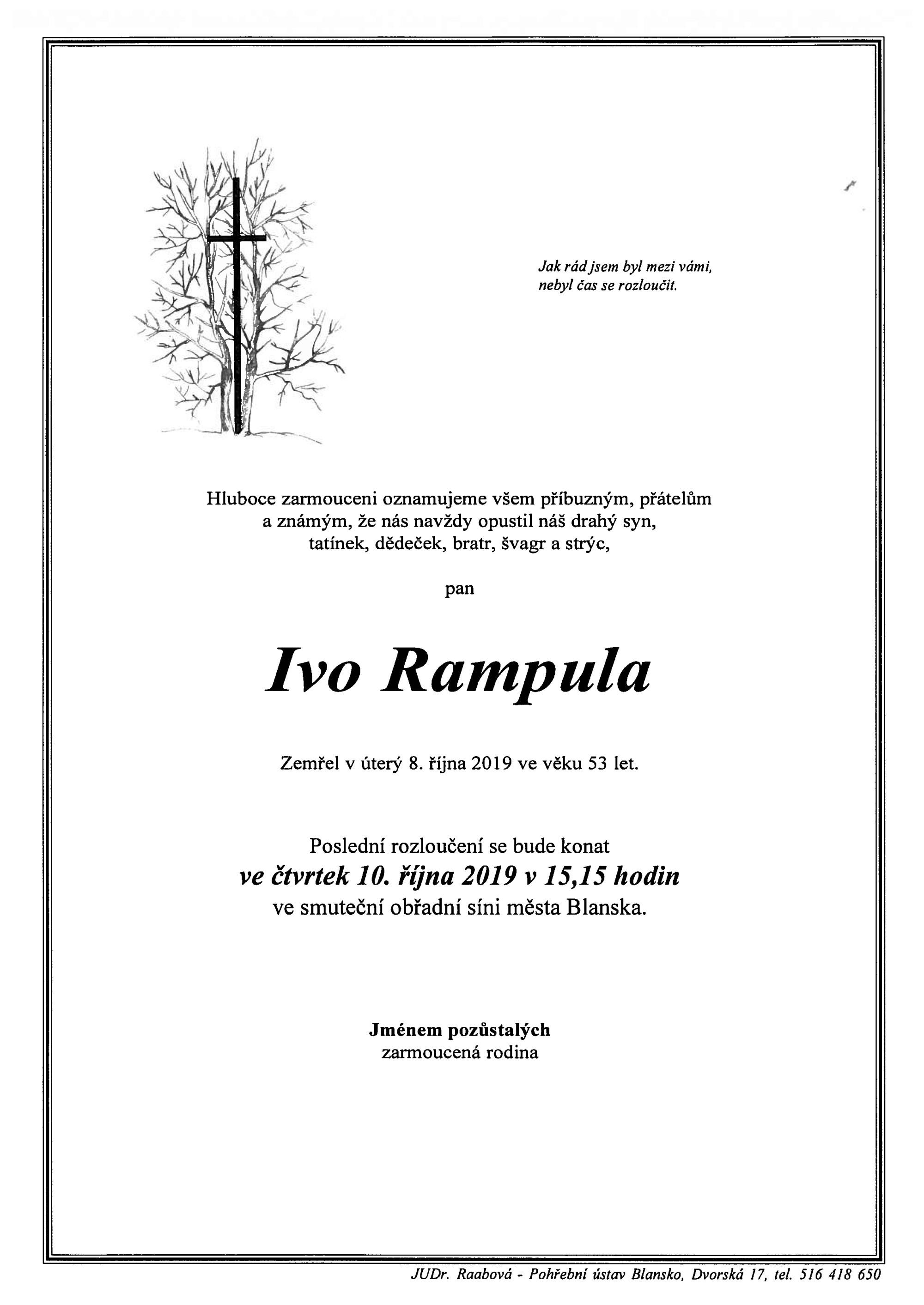 Ivo Rampula