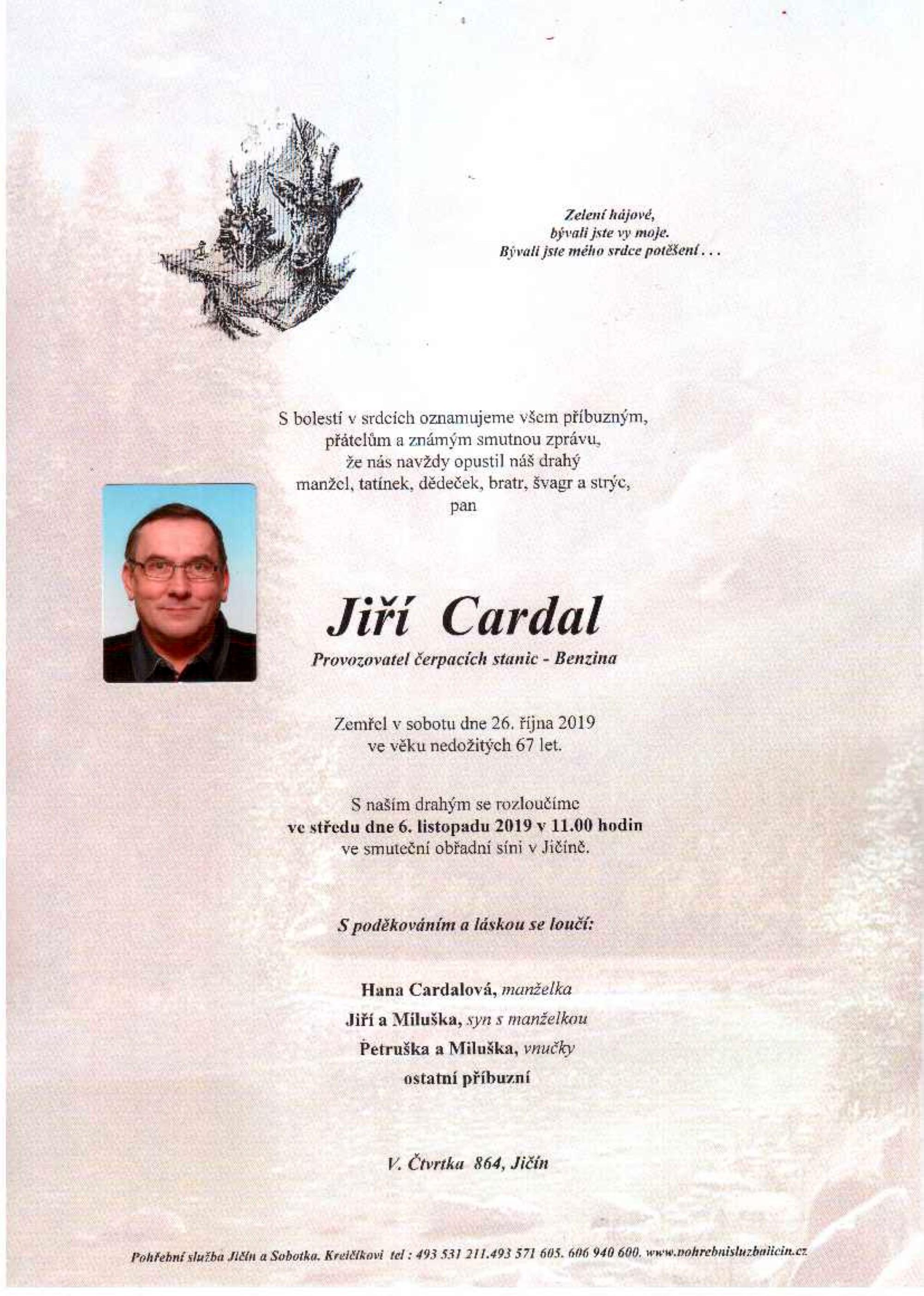 Jiří Cardal
