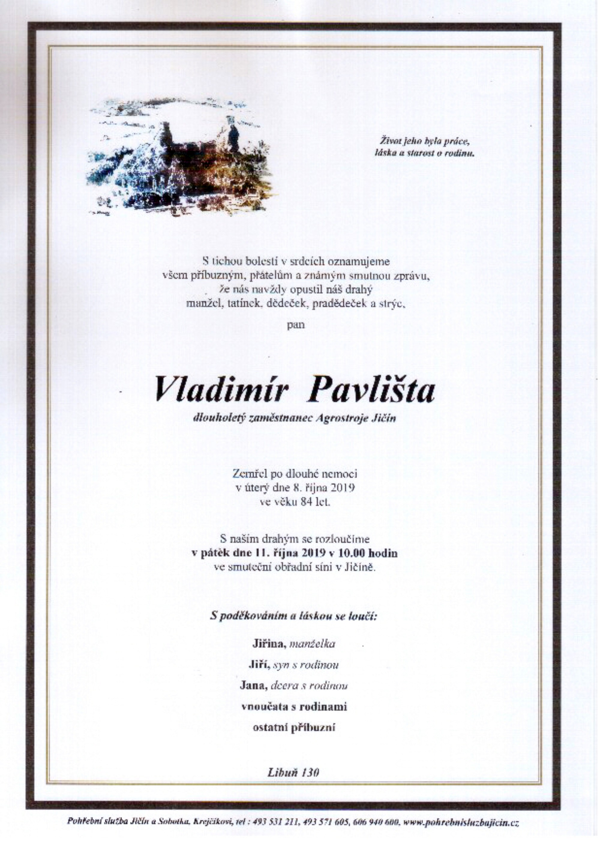 Vladimír Pavlišta