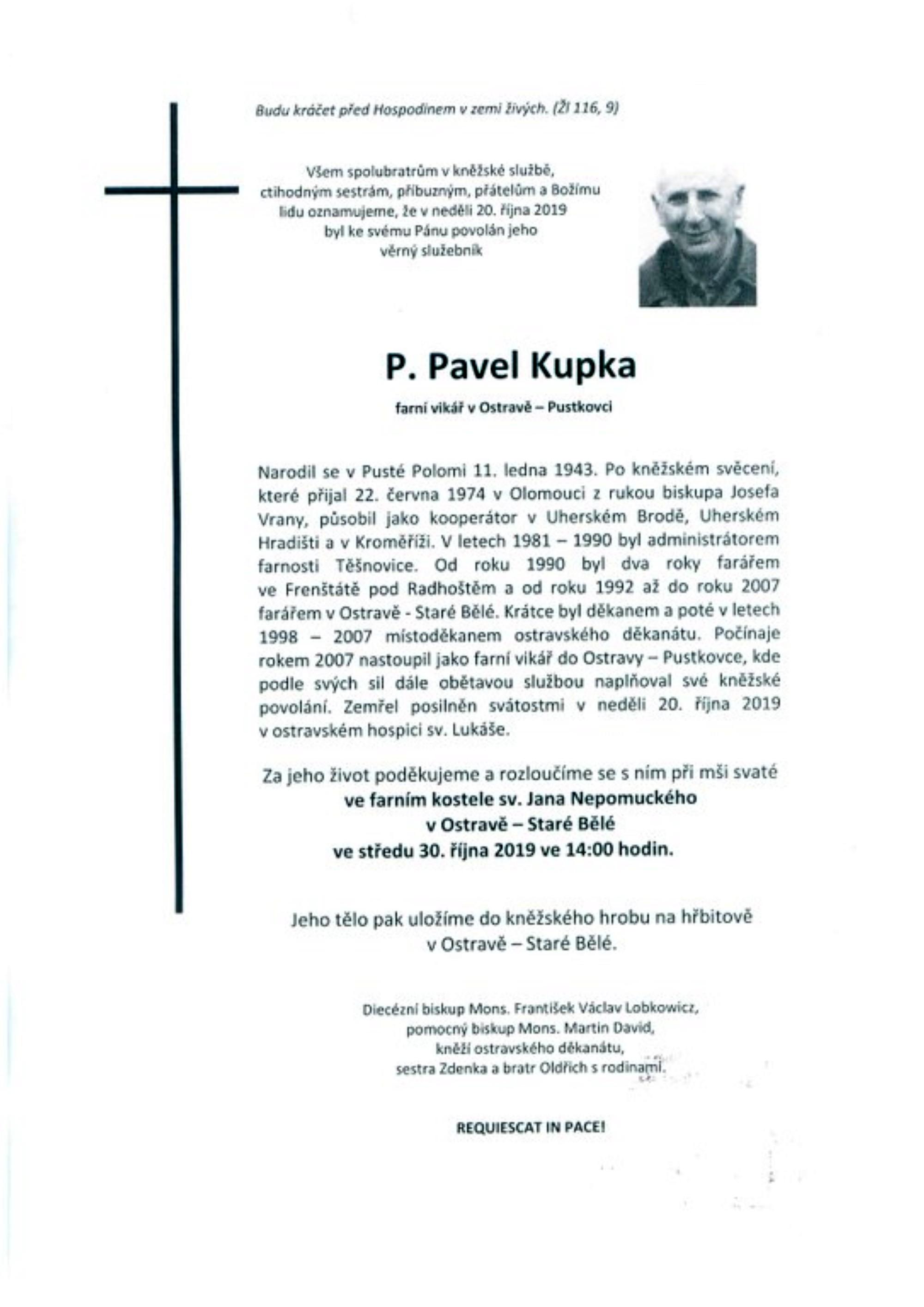 Pavel Kupka