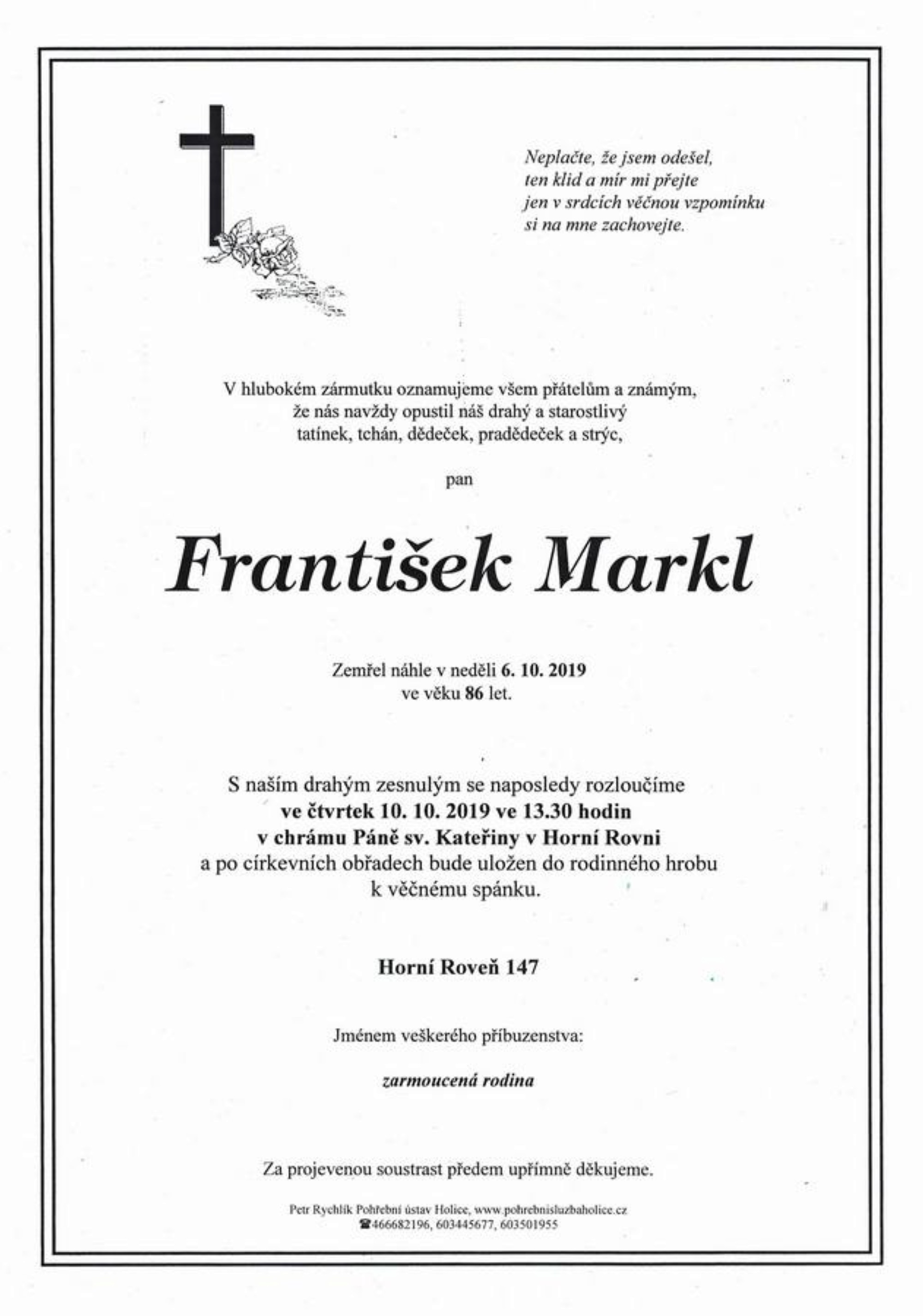 František Markl