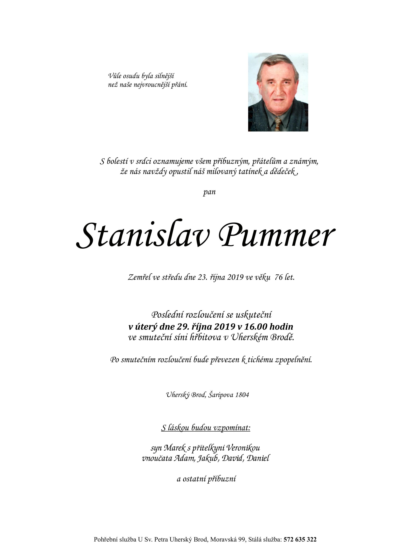 Stanislav Pummer