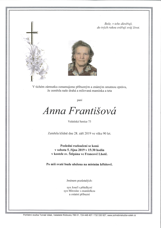 Anna Františová