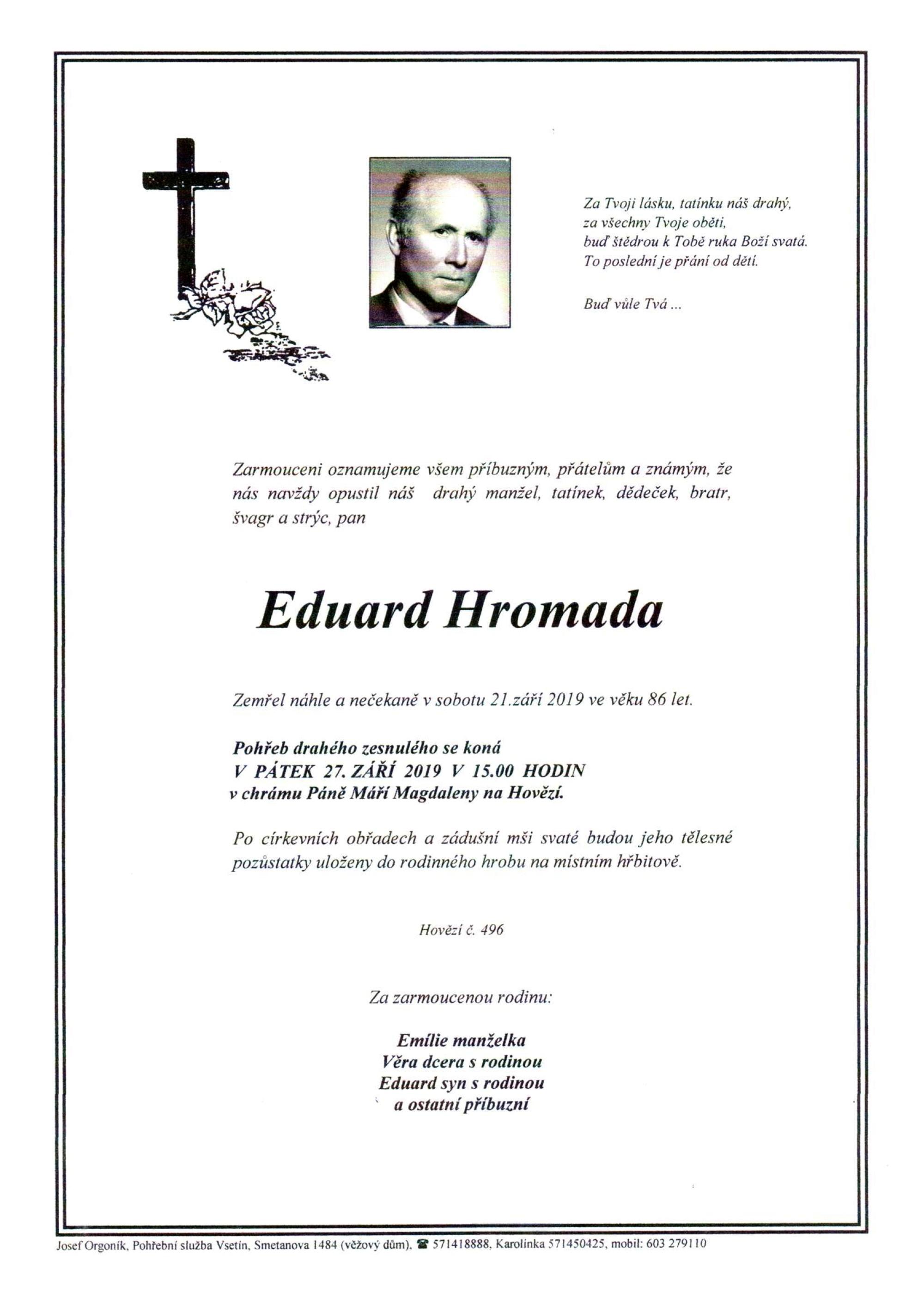 Eduard Hromada