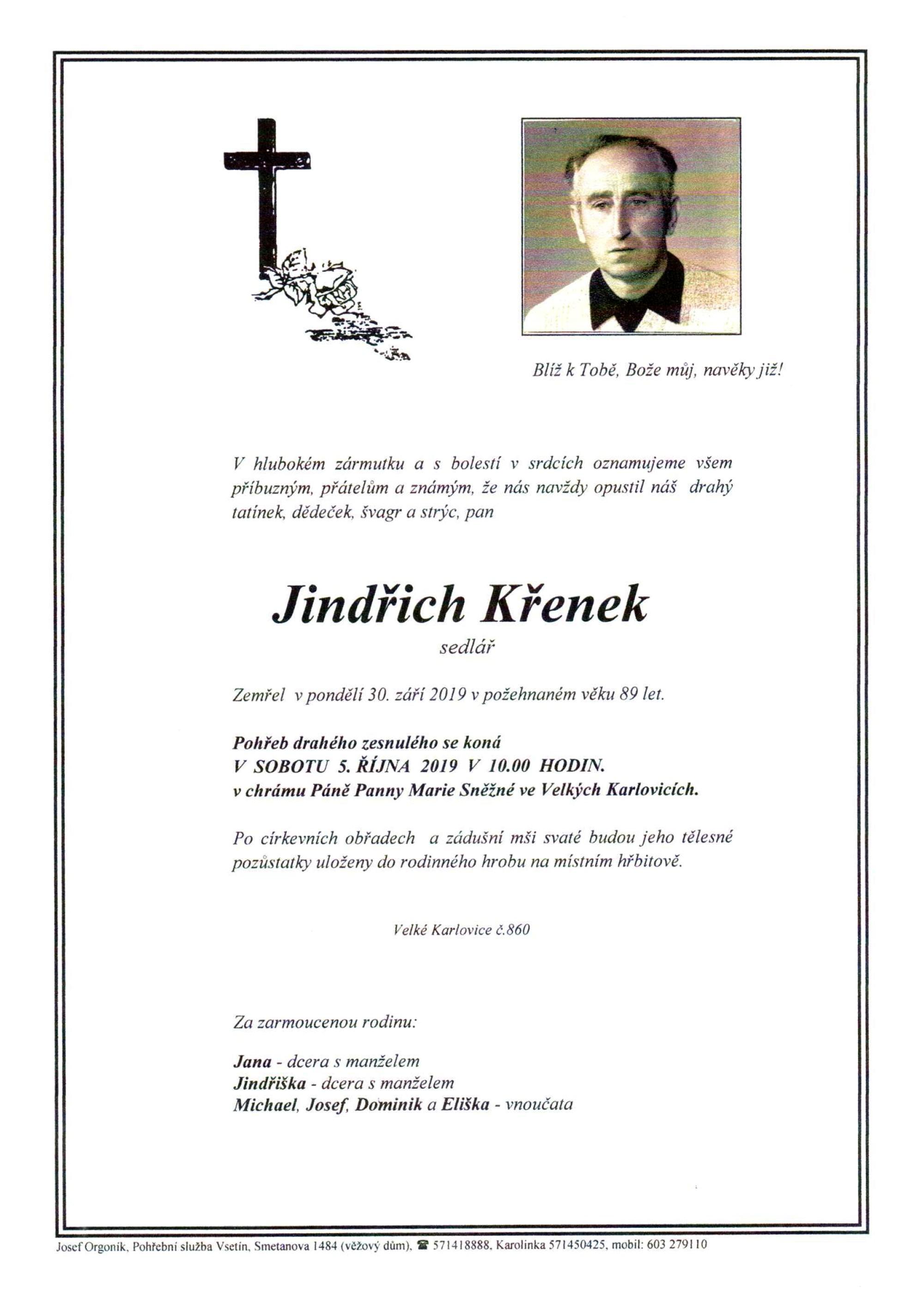 Jindřich Křenek