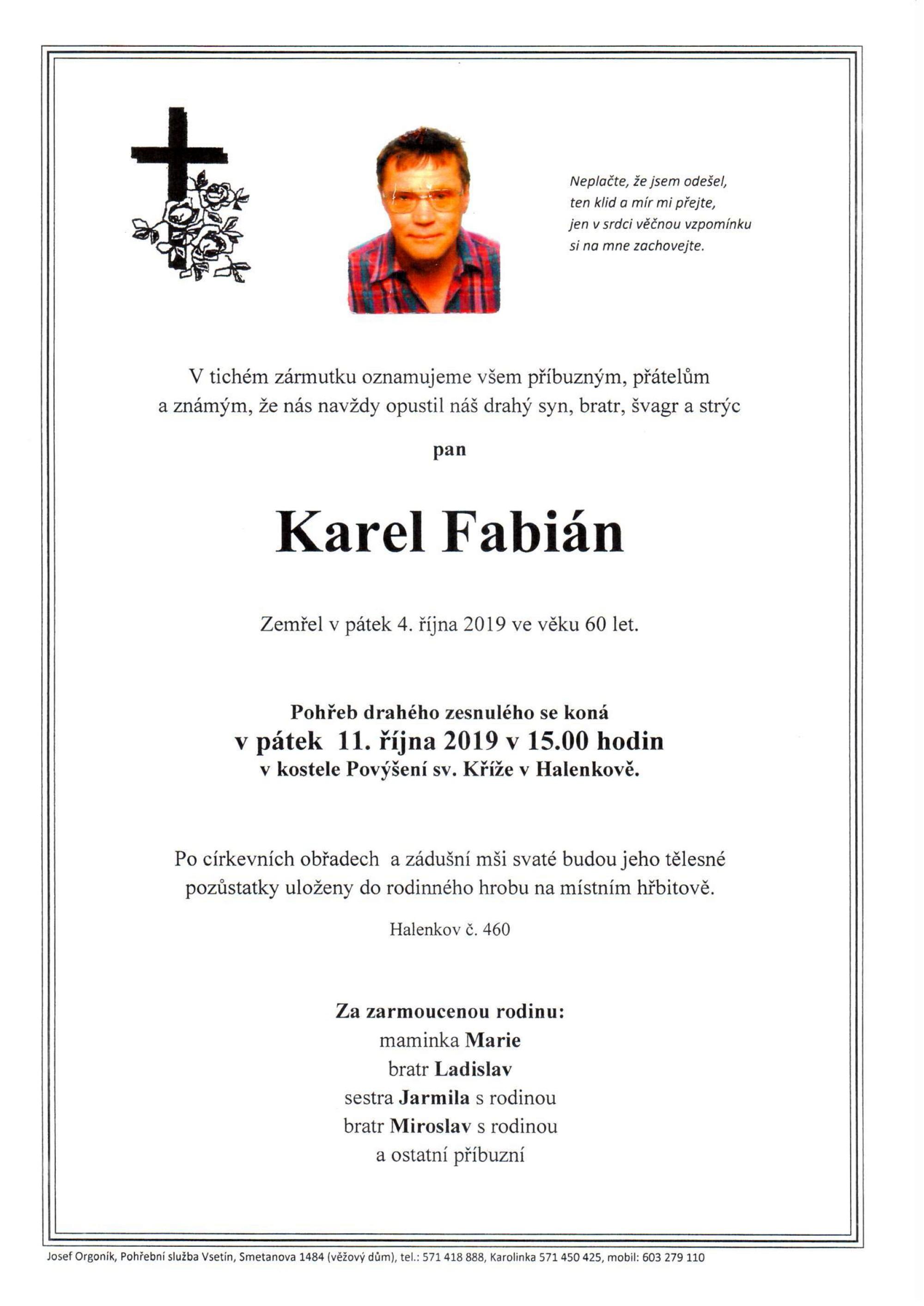 Karel Fabián