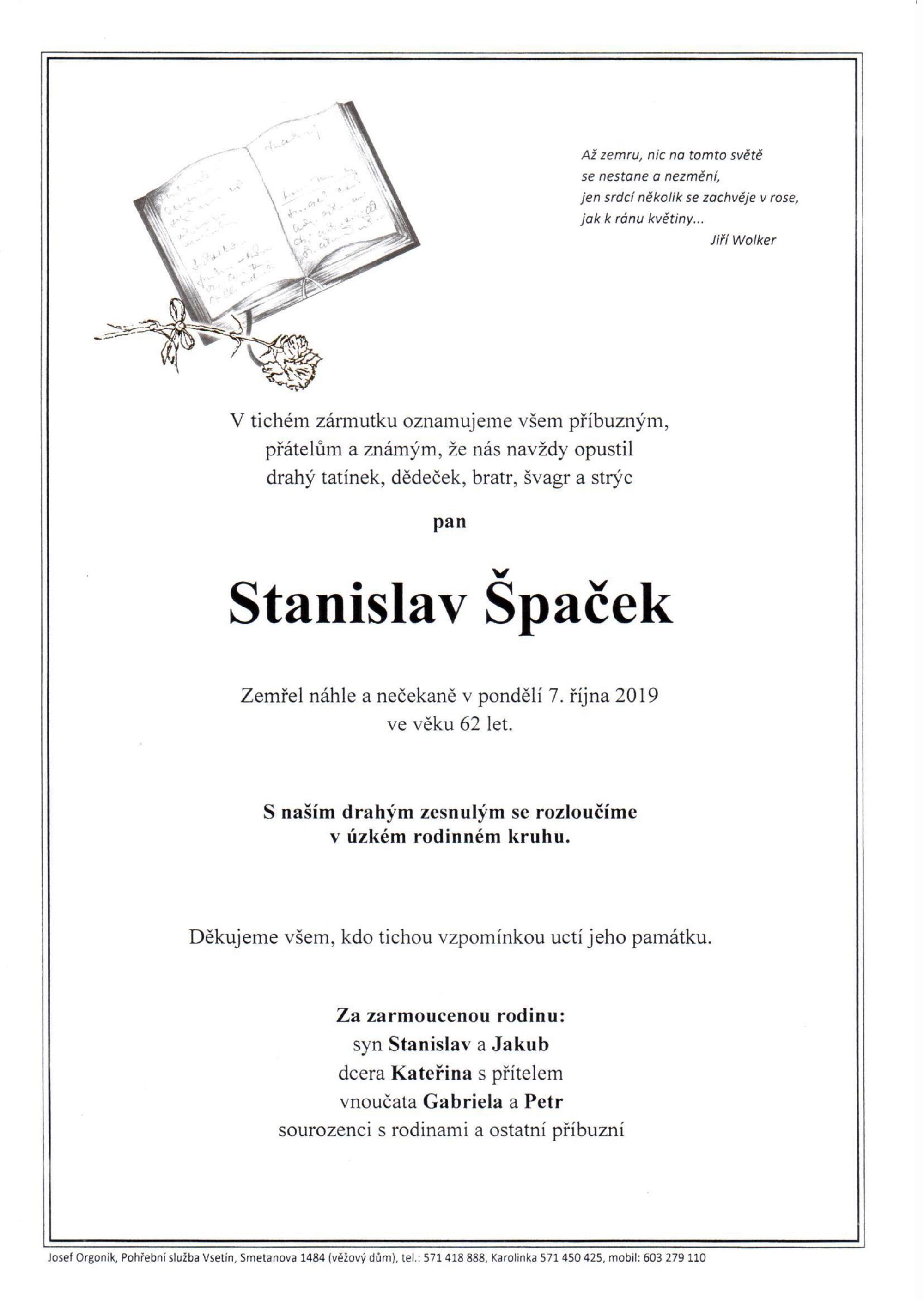 Stanislav Špaček