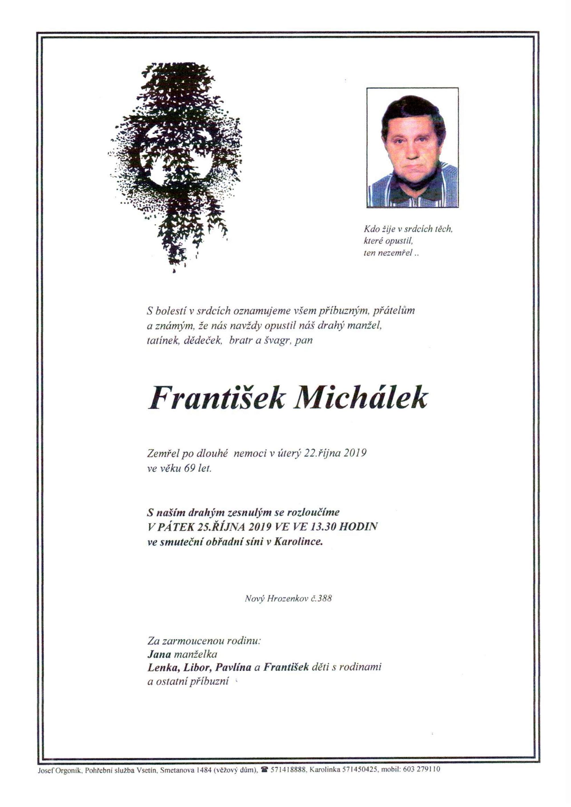 František Michálek