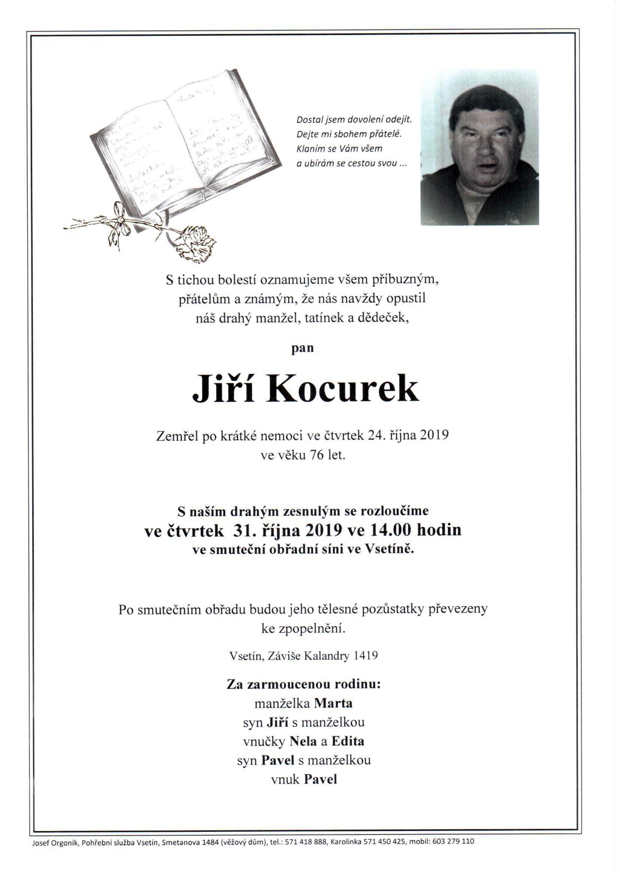 Jiří Kocurek