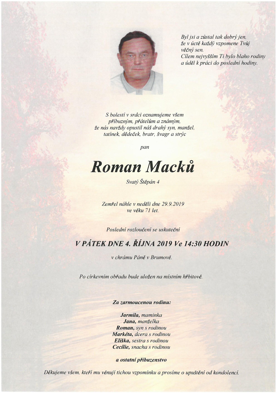 Roman Macků