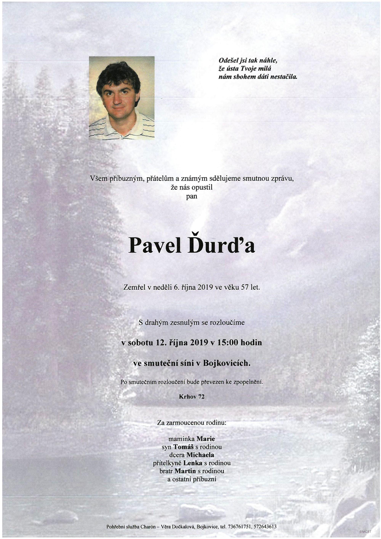 Pavel Ďurďa