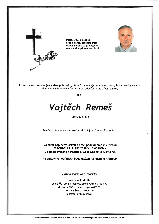 Vojtěch Remeš